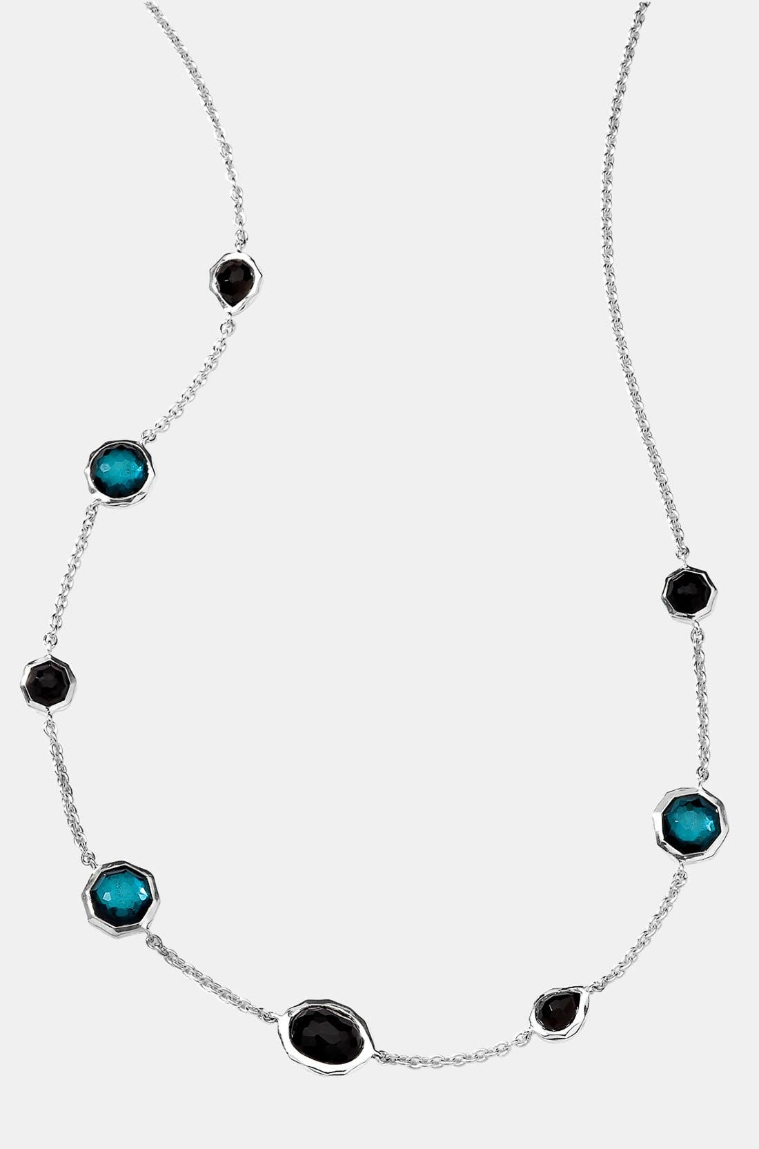 Alternate Image 1 Selected - Ippolita Stone & Chain Necklace