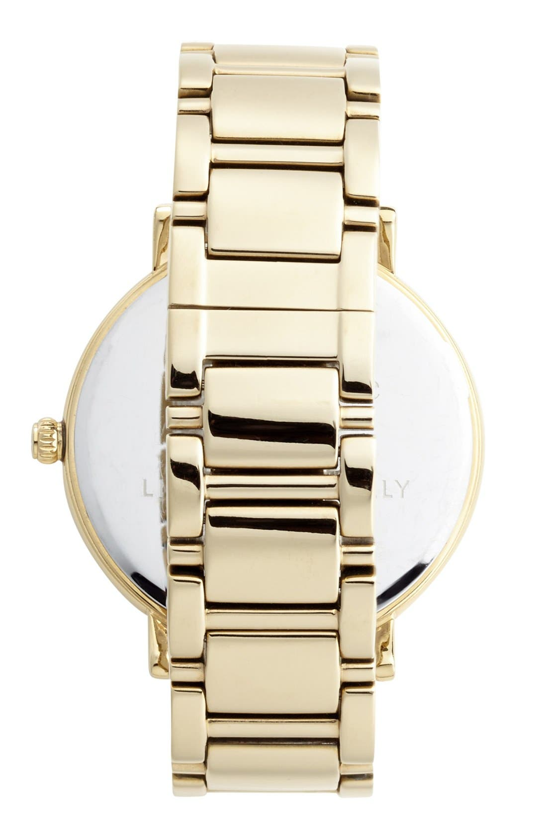 Alternate Image 2  - kate spade new york 'gramercy grand' bracelet watch, 38mm