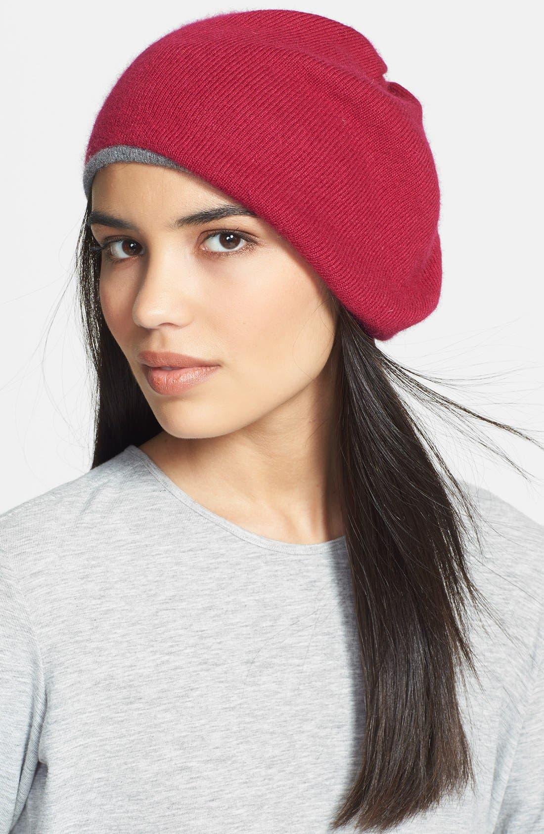 Alternate Image 1 Selected - Portolano Mushroom Hat