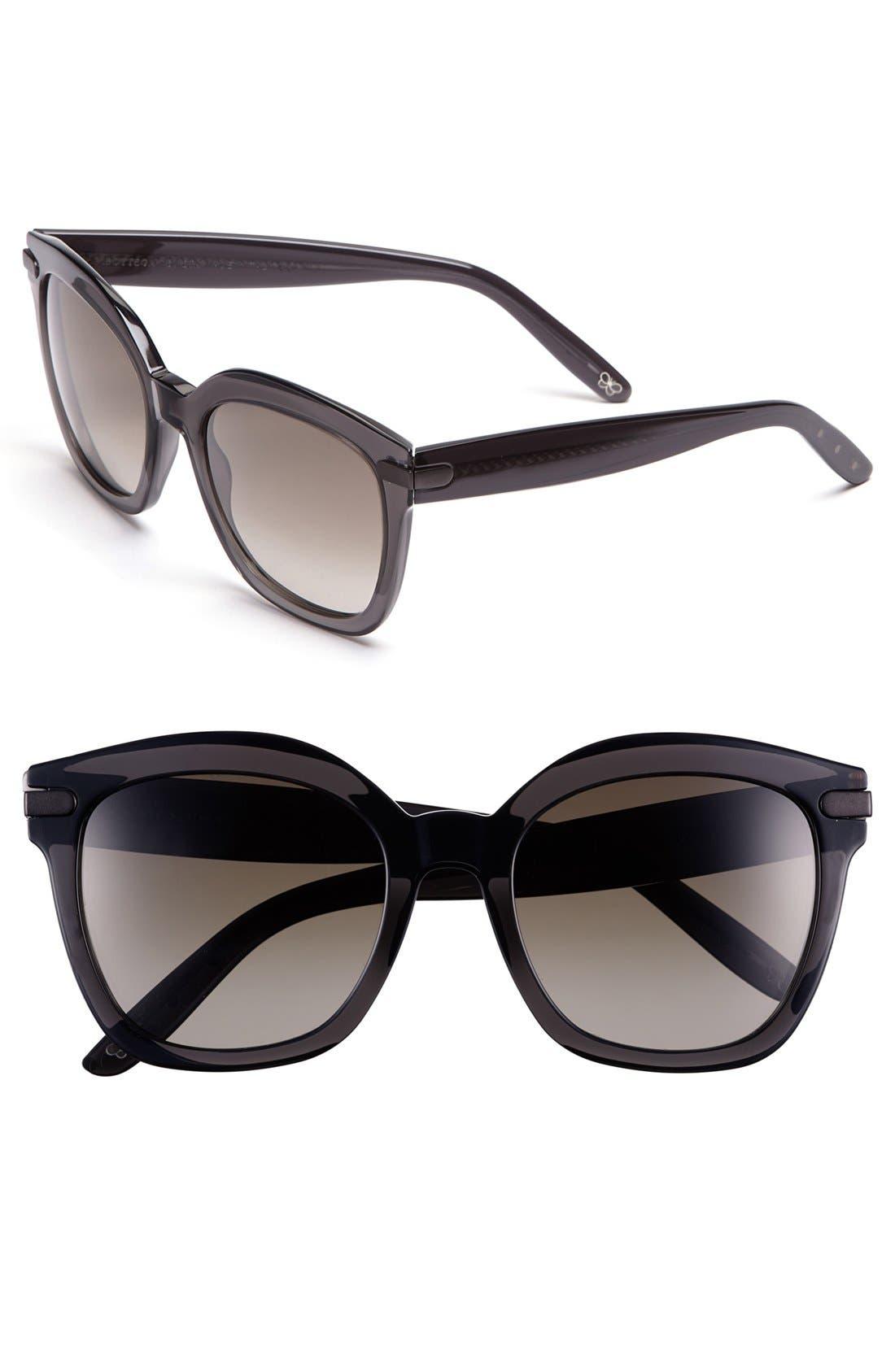Main Image - Bottega Veneta 53mm Sunglasses