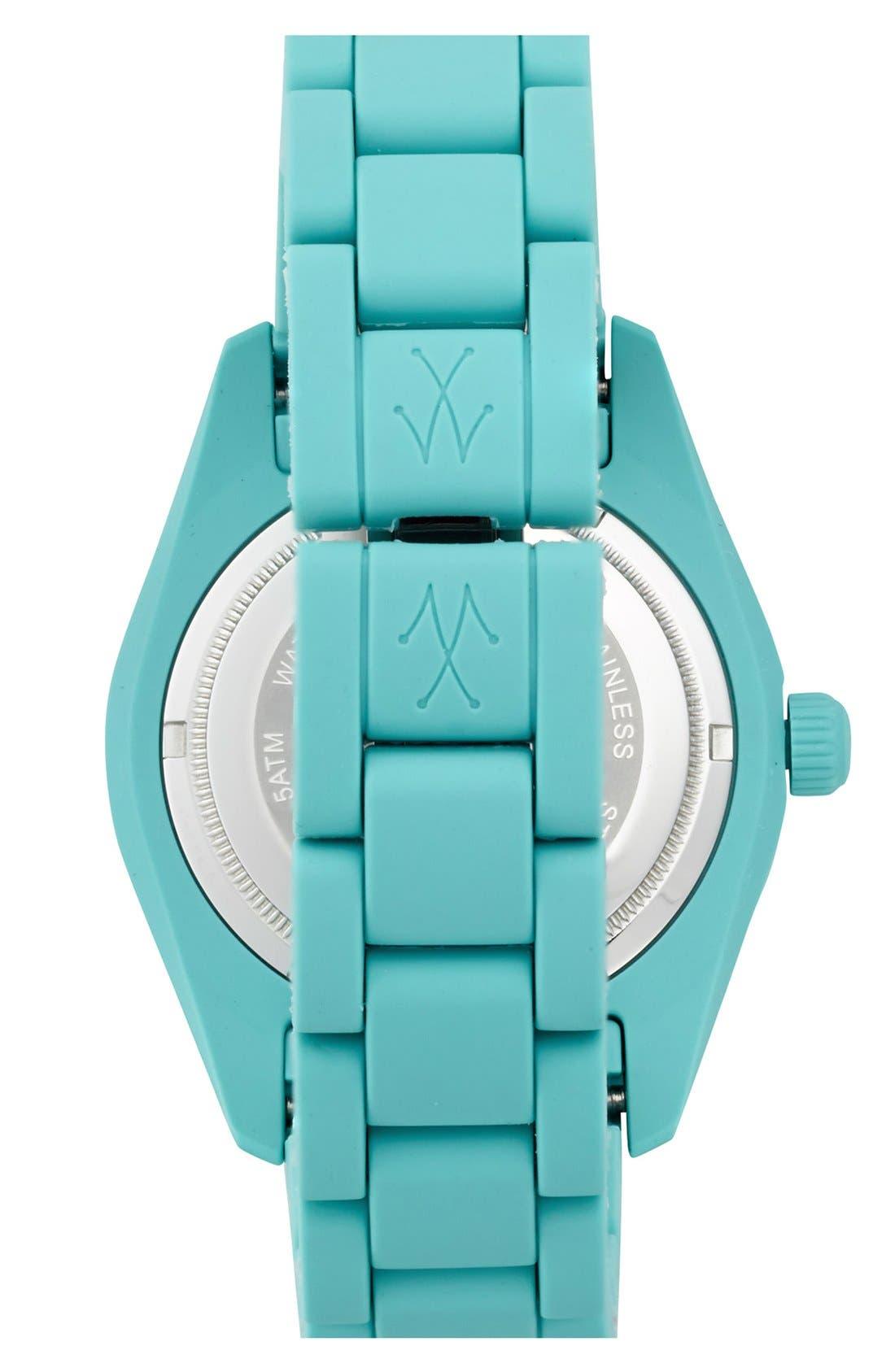 Alternate Image 2  - TOYWATCH 'Velvety' Bracelet Watch, 41mm