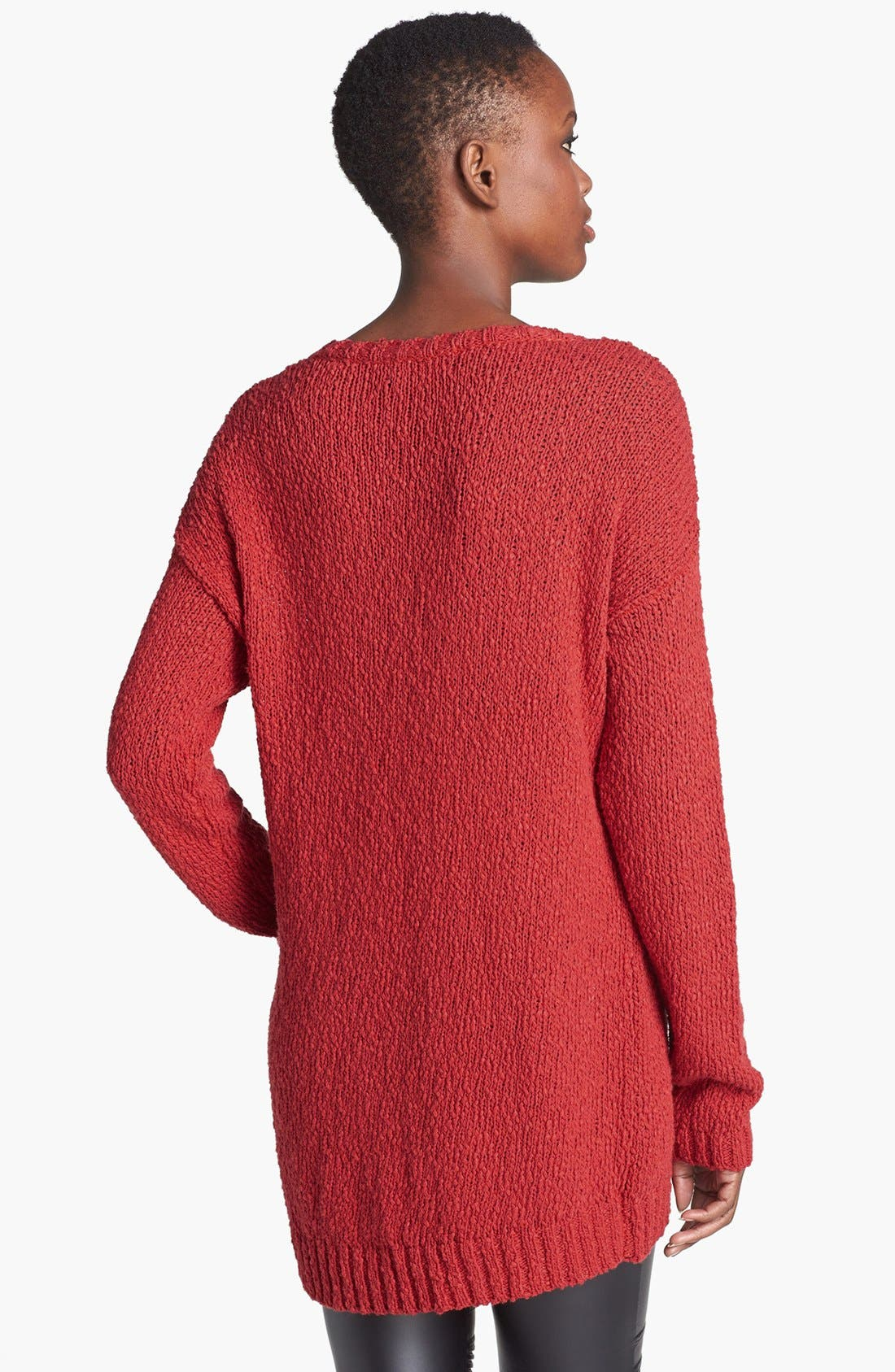 Alternate Image 2  - MINKPINK 'Fader' Oversized Knit Sweater