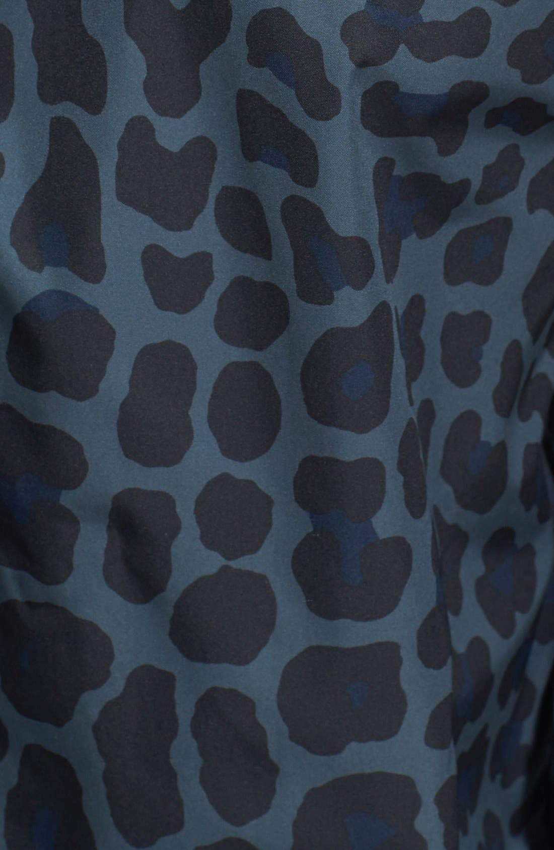 Alternate Image 3  - MARC BY MARC JACOBS 'London Leopard' Water Resistant Jacket