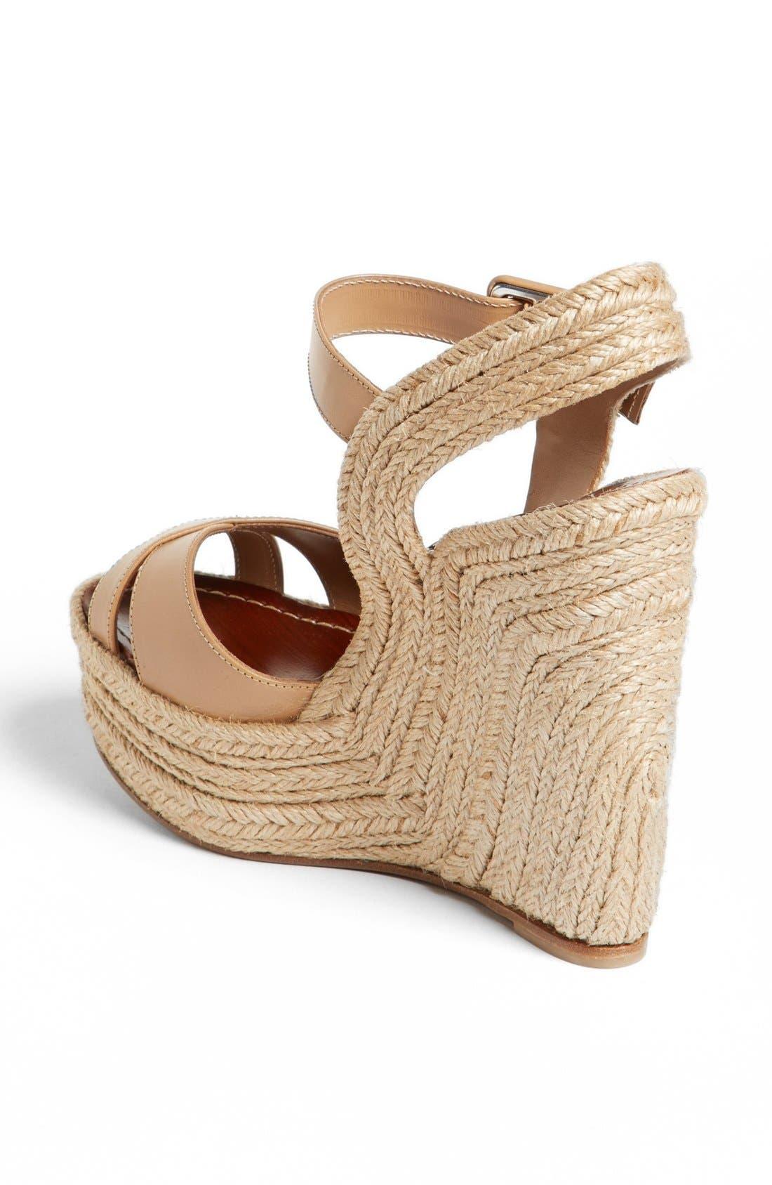 Alternate Image 2  - Valentino 'St. Tropez' Espadrille Wedge Sandal