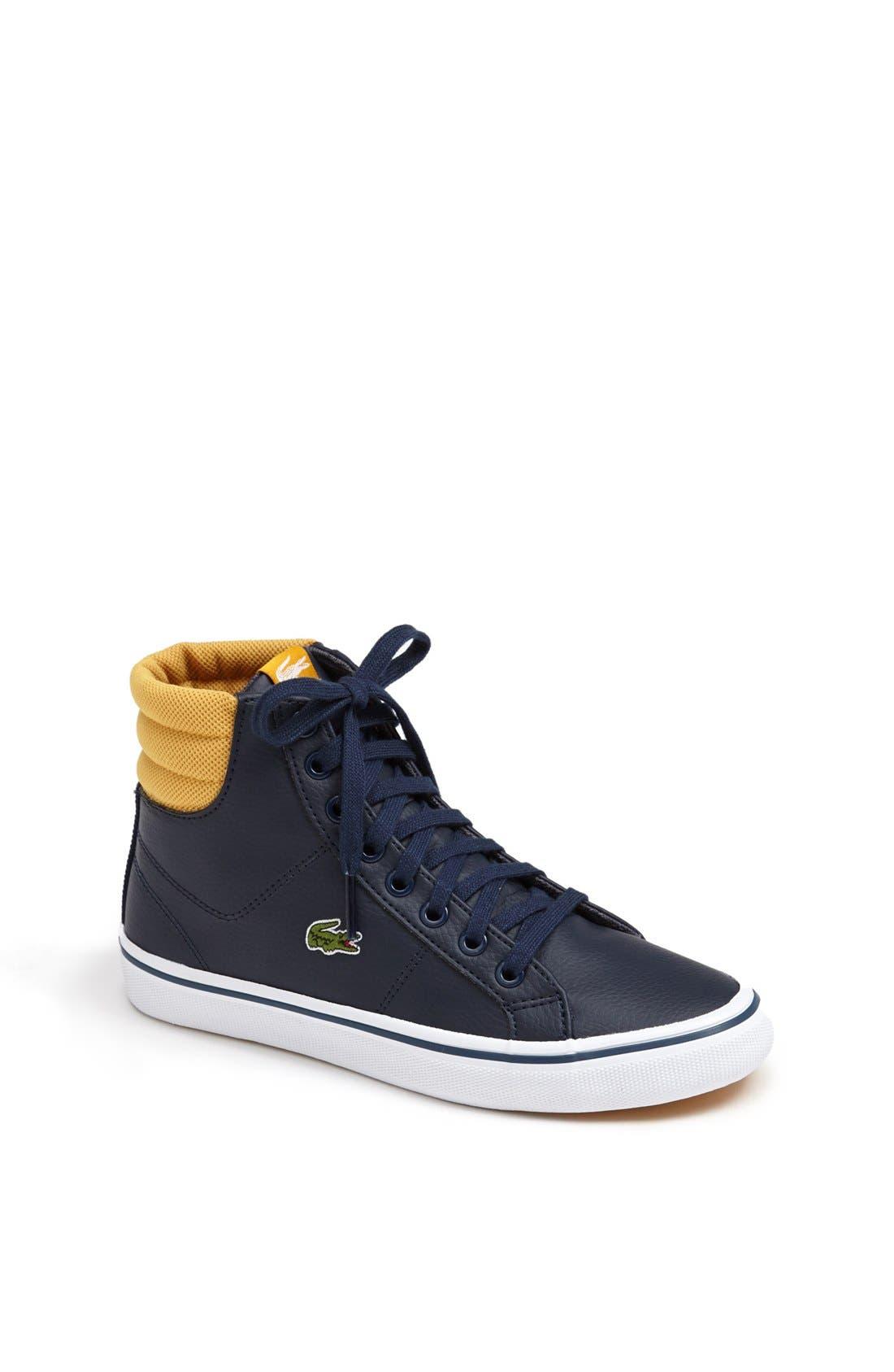 Alternate Image 1 Selected - Lacoste 'Marcel' Sneaker (Baby, Walker, Toddler, Little Kid & Big Kid)