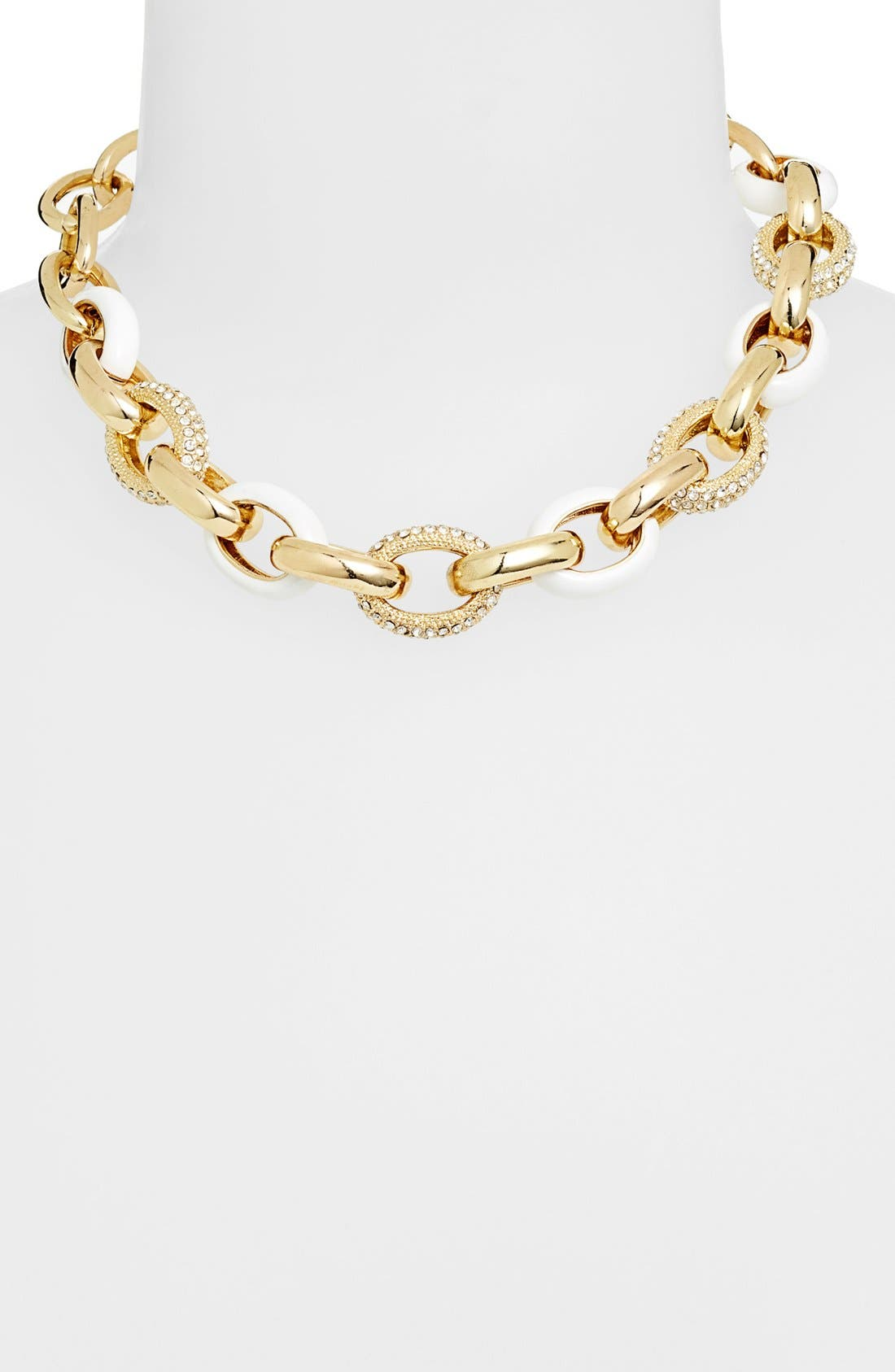 Alternate Image 1 Selected - Nordstrom 'Yacht Club' Chain Link Collar Necklace