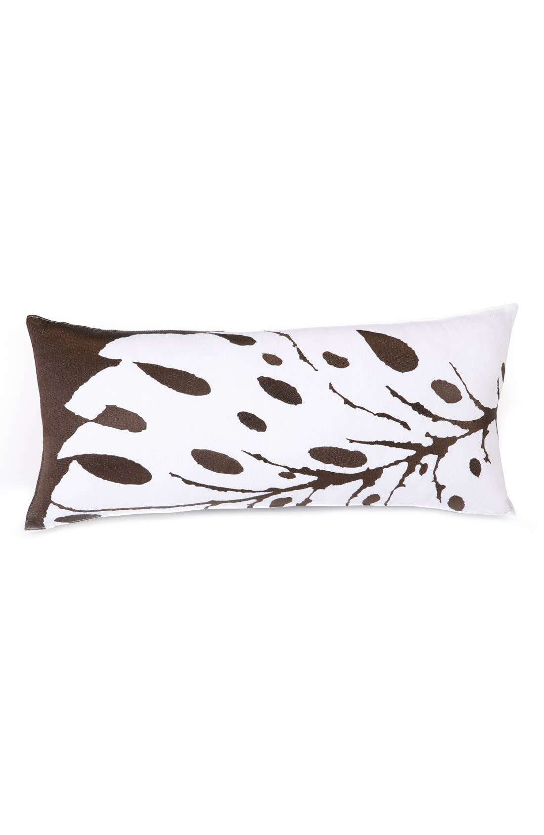 Main Image - Trina Turk 'Peacock Punch - Leaf' Pillow