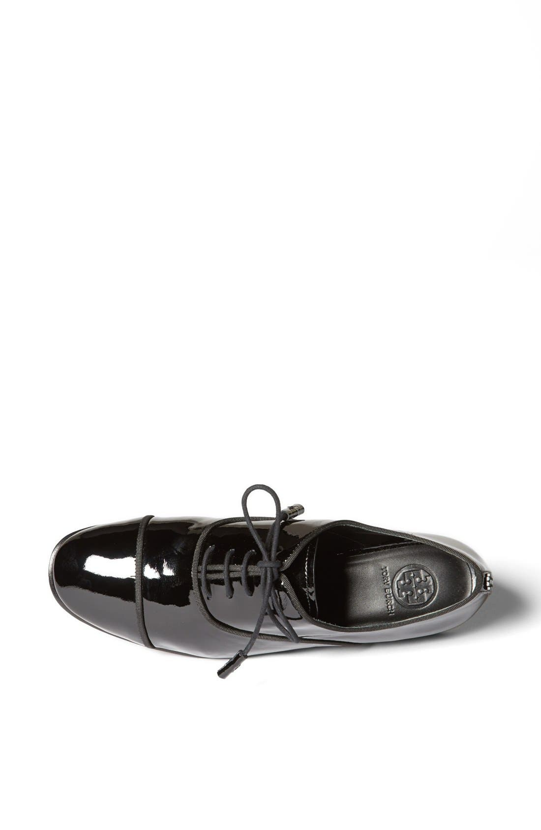 Alternate Image 3  - Tory Burch 'Dylan' Oxford Flat (Online Only)