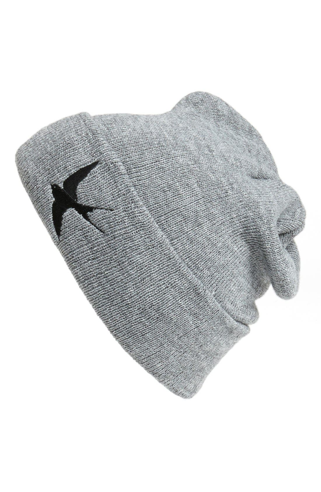 Alternate Image 1 Selected - In Record Time 'Swallow' Beanie
