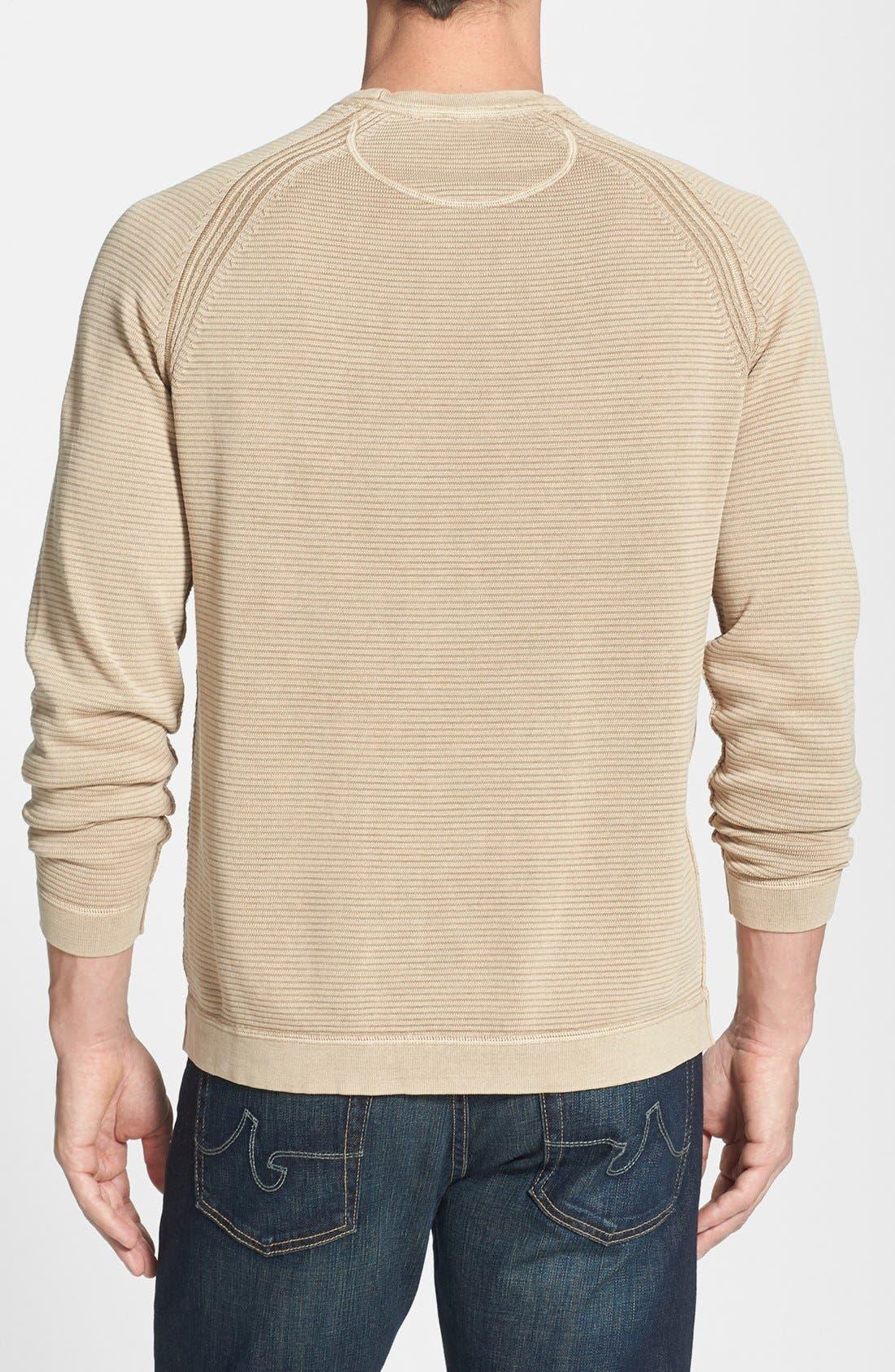 Alternate Image 2  - Tommy Bahama 'Beachcomber' Sweater
