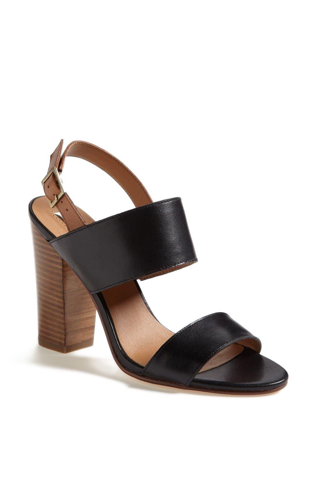 Alternate Image 1 Selected - Halogen® 'Sonia' Sandal