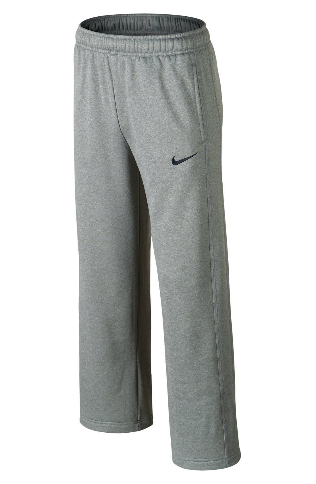 Alternate Image 1 Selected - Nike 'KO' Fleece Pants (Little Boys & Big Boys)