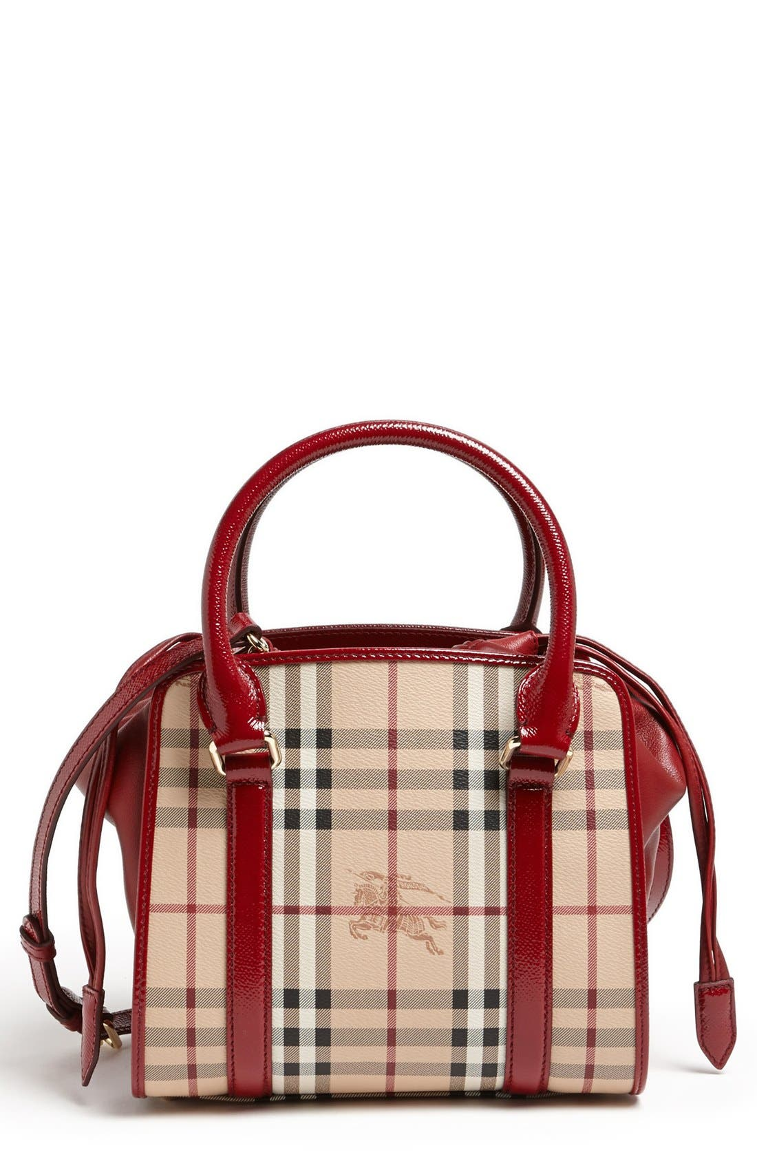 Alternate Image 1 Selected - Burberry 'Small Dinton' Satchel