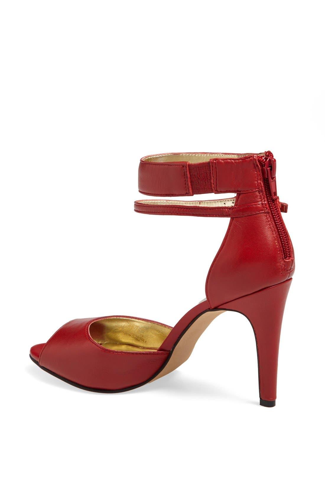 Alternate Image 2  - Julianne Hough for Sole Society 'Denelle' Ankle Strap Sandal