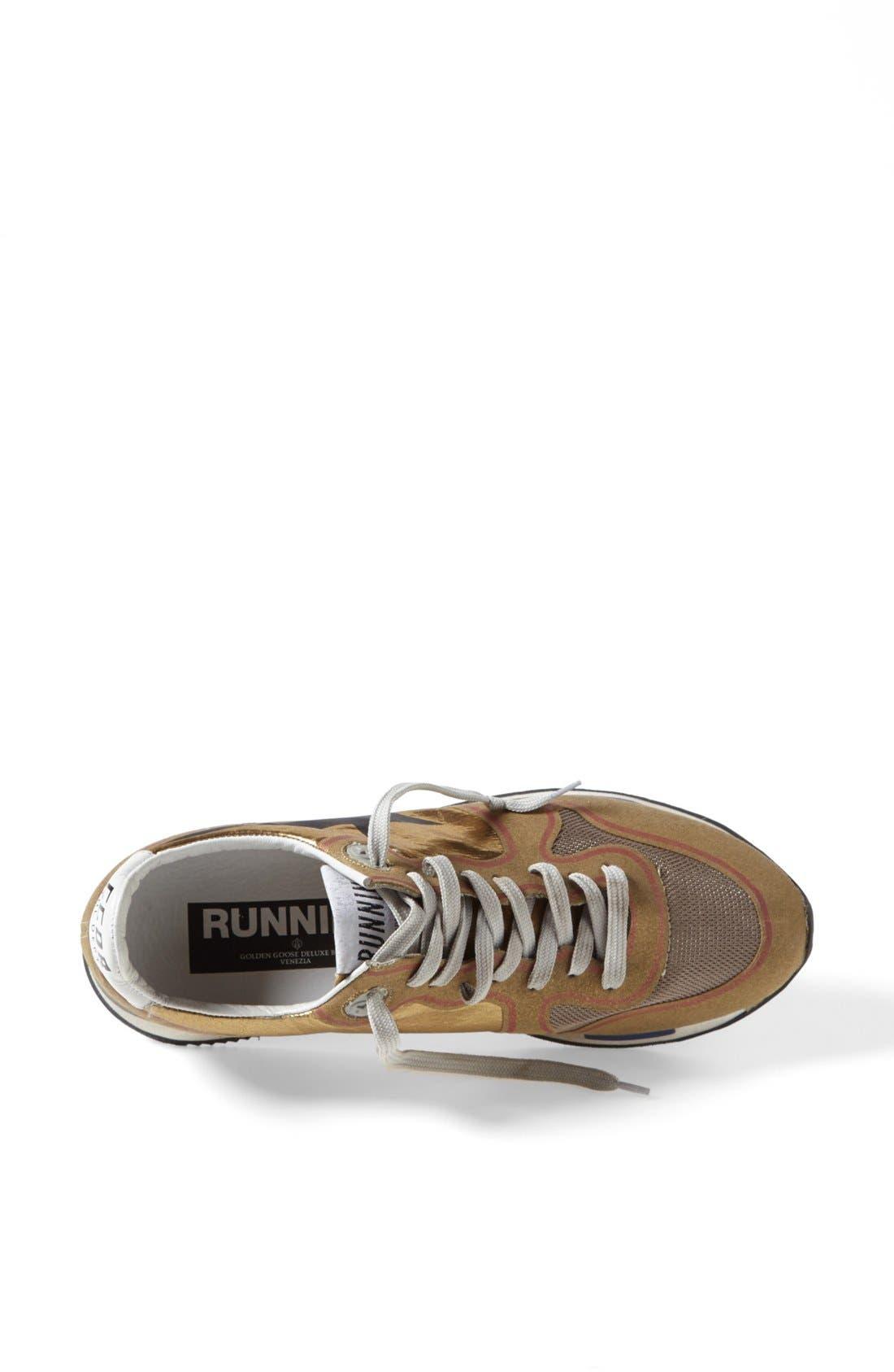 Alternate Image 4  - Golden Goose Running Sneaker