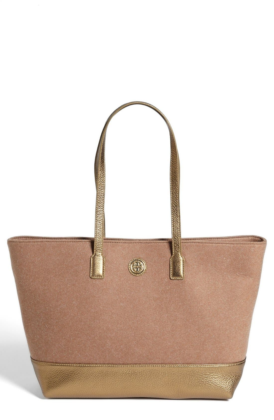Alternate Image 1 Selected - Tory Burch 'Emmy - Small' Tote