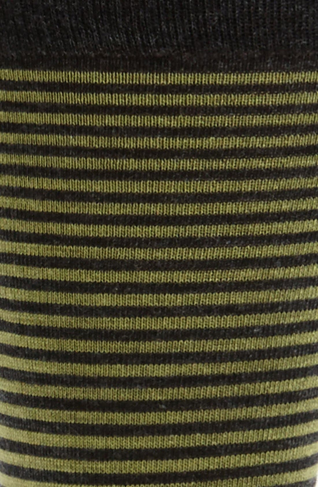 Alternate Image 2  - Pantherella 'Whitechapel' Stripe Socks