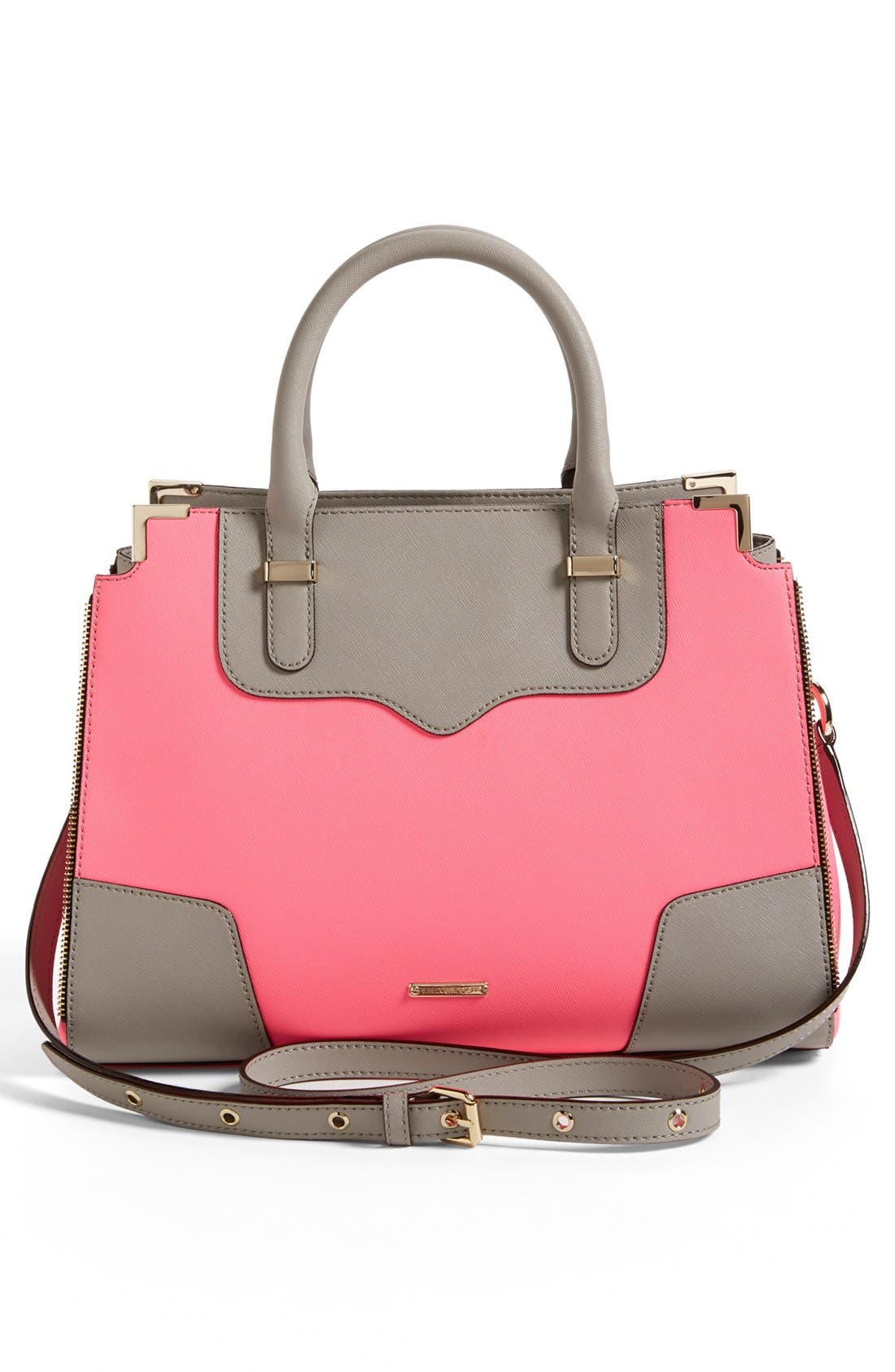 Alternate Image 4  - Rebecca Minkoff 'Amorous' Satchel