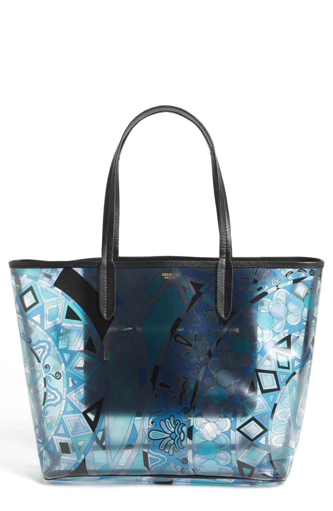 Alternate Image 1 Selected - Emilio Pucci 'Small' Print Tote