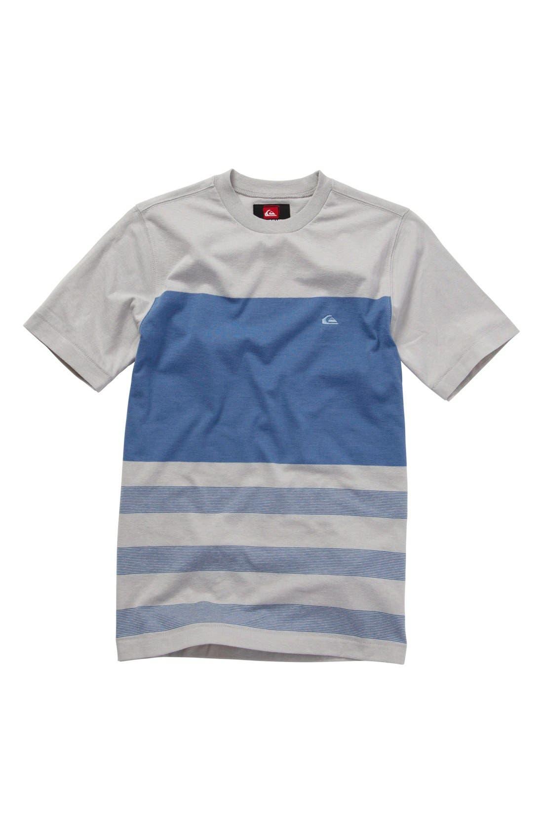 Alternate Image 1 Selected - Quiksilver 'Migo' Short Sleeve T-Shirt (Little Boys & Big Boys)