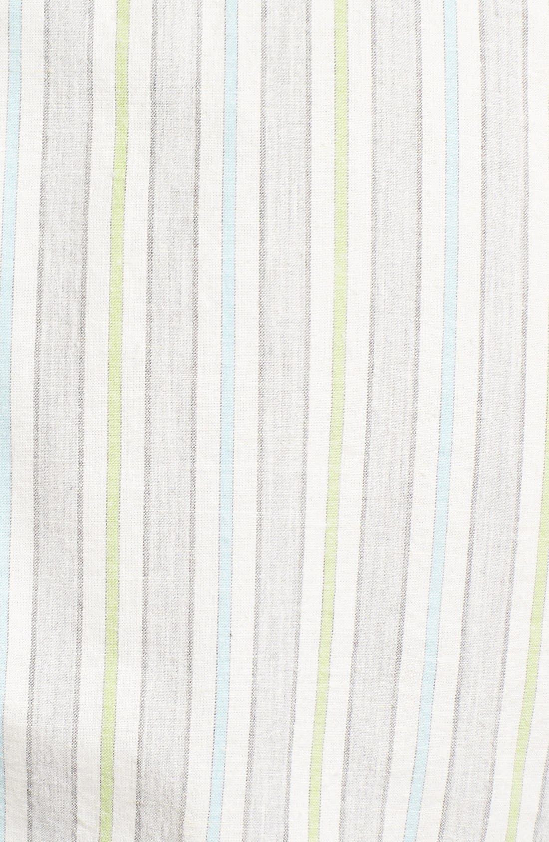 Alternate Image 3  - Billy Reid 'Courtland' Stripe Shirt