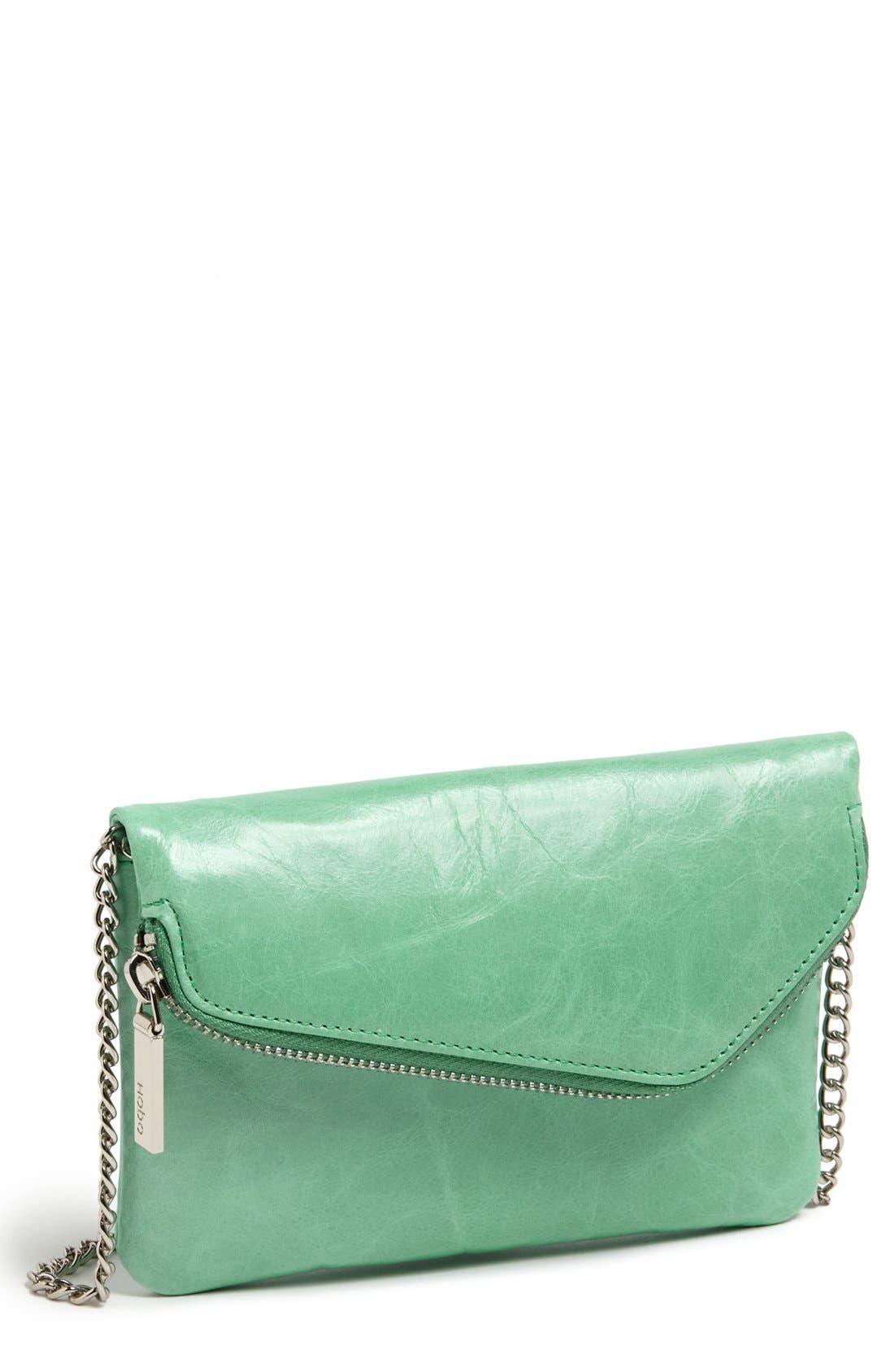 Alternate Image 1 Selected - Hobo 'Daria' Leather Crossbody Bag