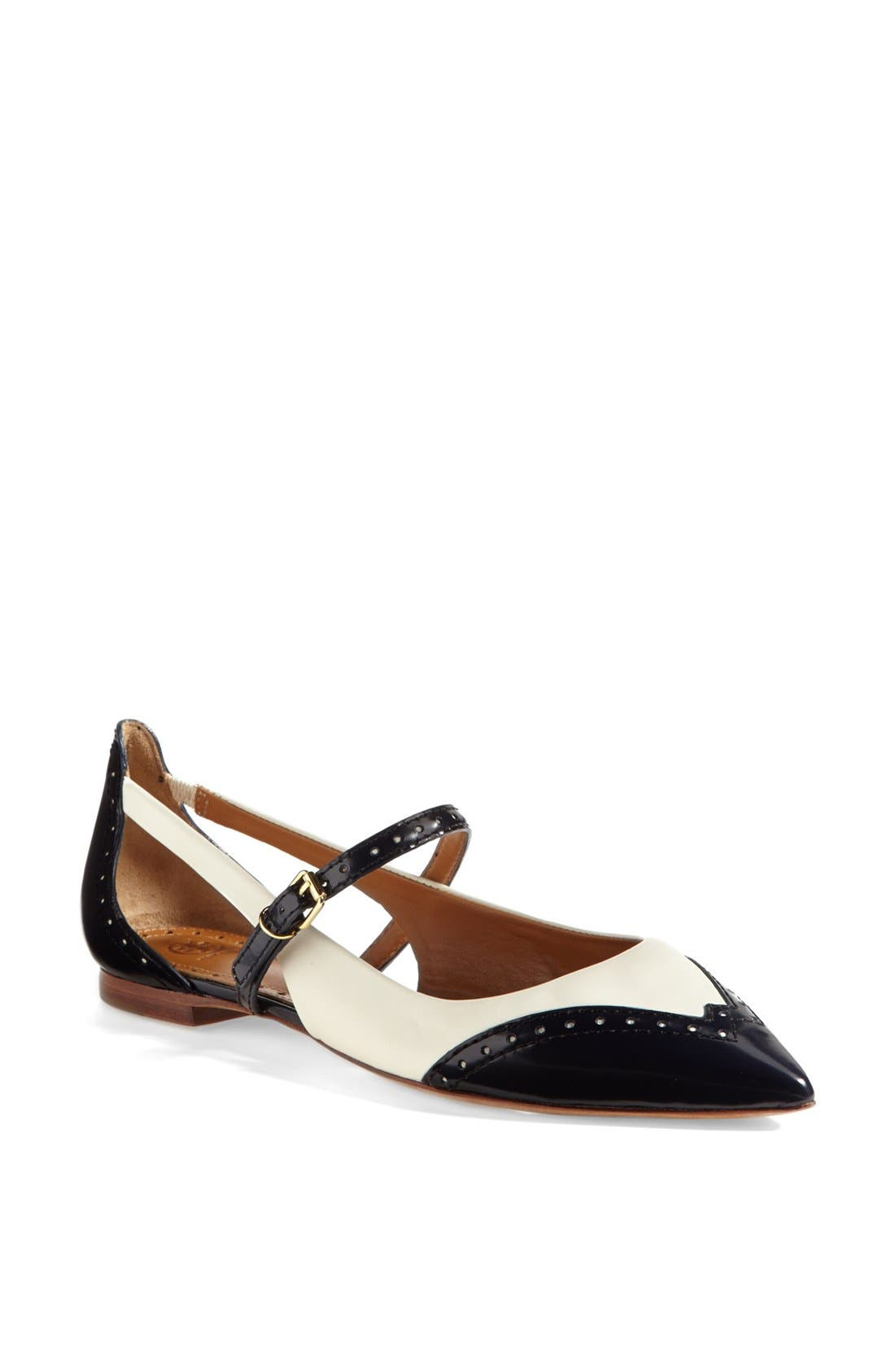Alternate Image 1 Selected - Tory Burch 'Bernadette' Flat (Online Only)
