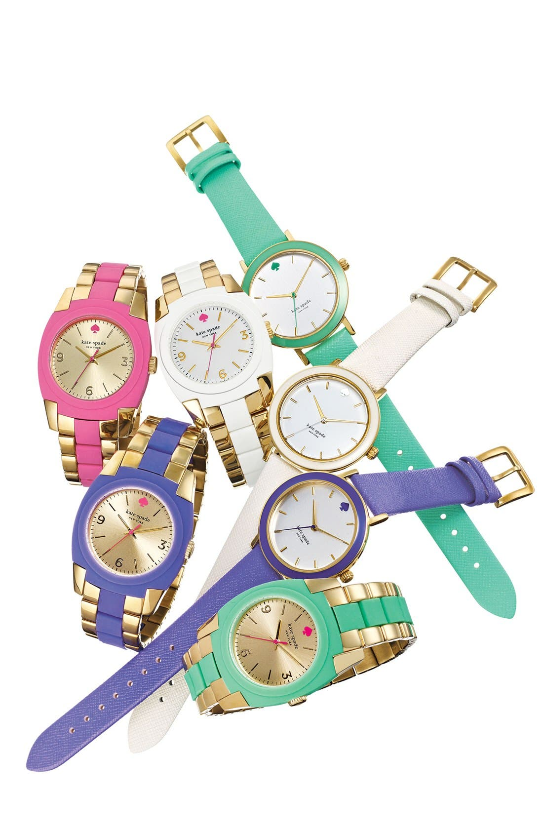 Alternate Image 3  - kate spade new york 'skyline' bracelet watch, 36mm (Nordstrom Exclusive)
