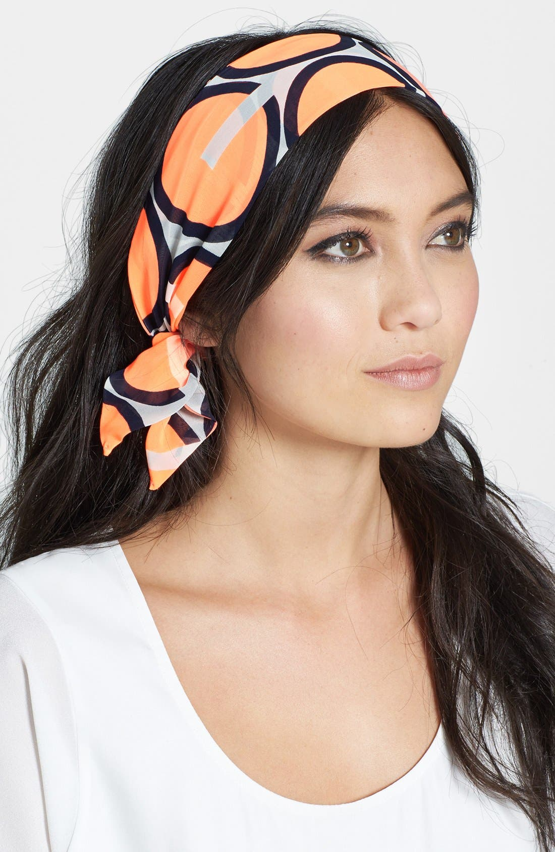 Main Image - Cara 'Dots of Fun' Wire Head Wrap