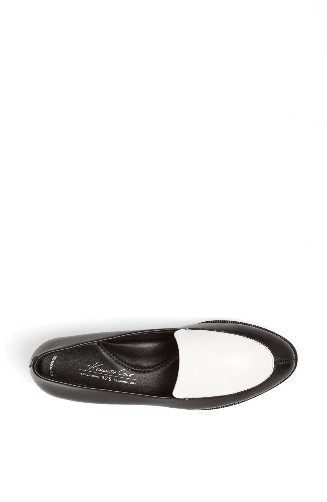 Alternate Image 3  - Kenneth Cole New York 'Hudson' Leather Flat