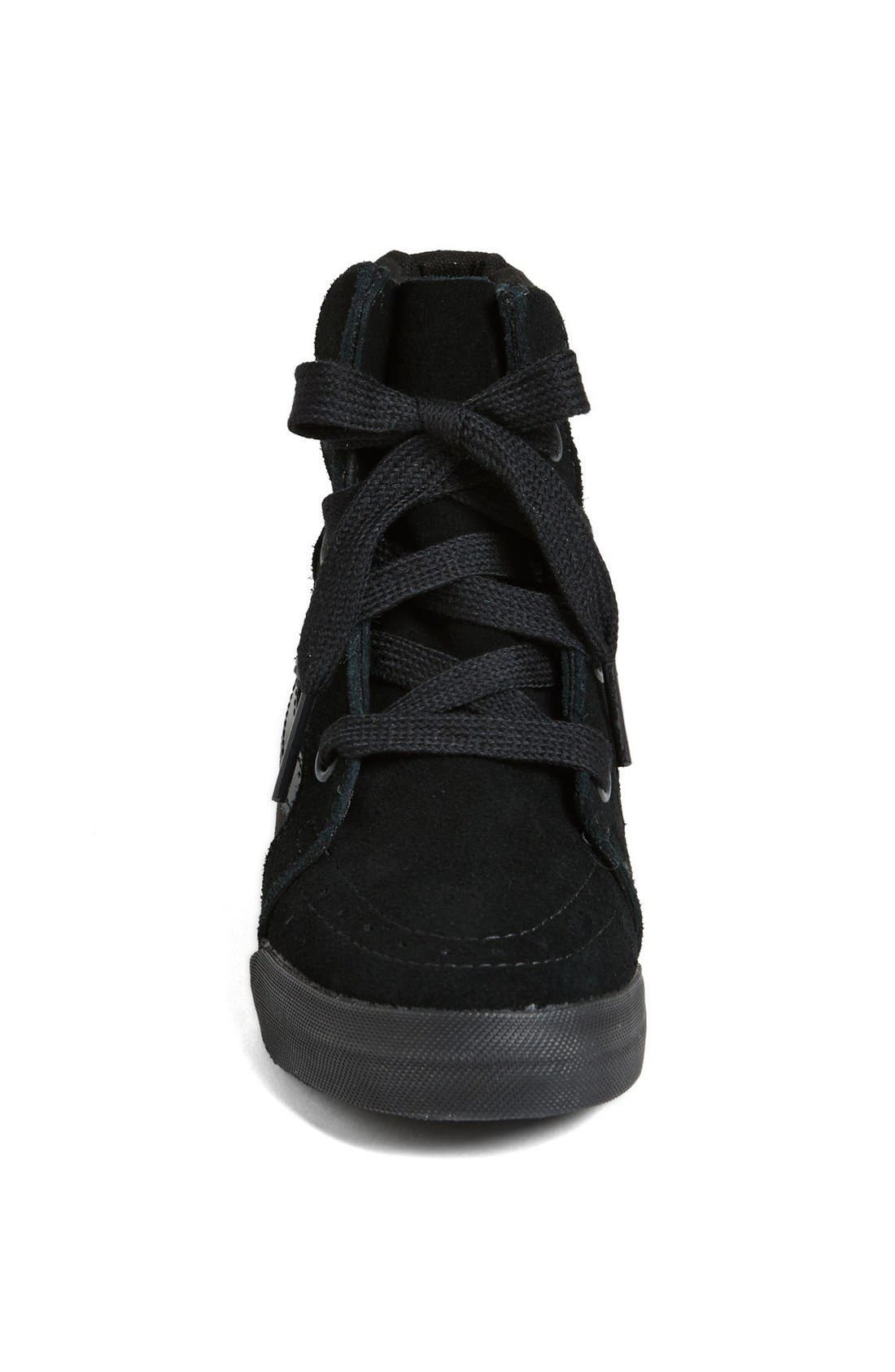 Alternate Image 3  - Vans 'Sk8 Hi' Wedge Sneaker (Women)
