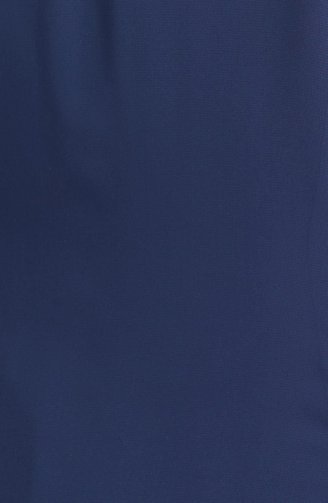 Alternate Image 5  - Alex Evenings Mixed Media Jacket & Tank Set (Plus Size)