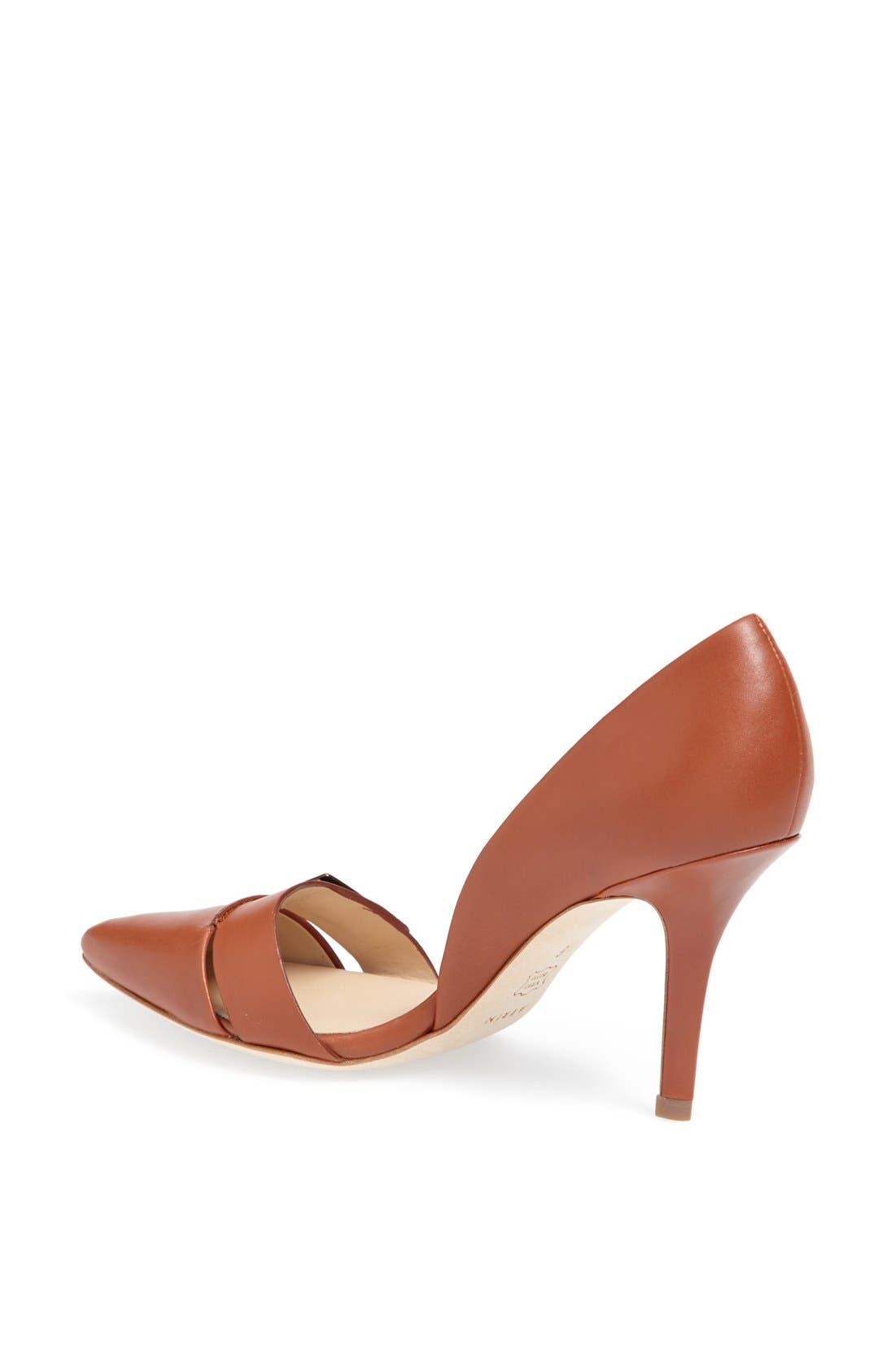 Alternate Image 2  - Aerin 'Fatima' Leather Pointy Toe Pump