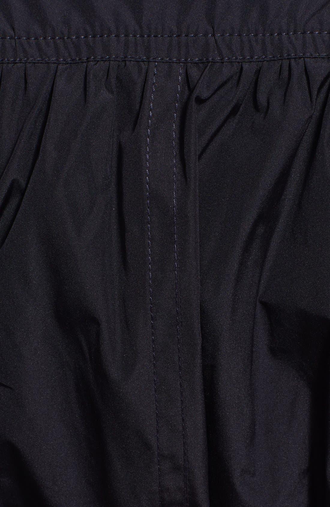 Alternate Image 3  - Burberry London Belted Taffeta Jacket