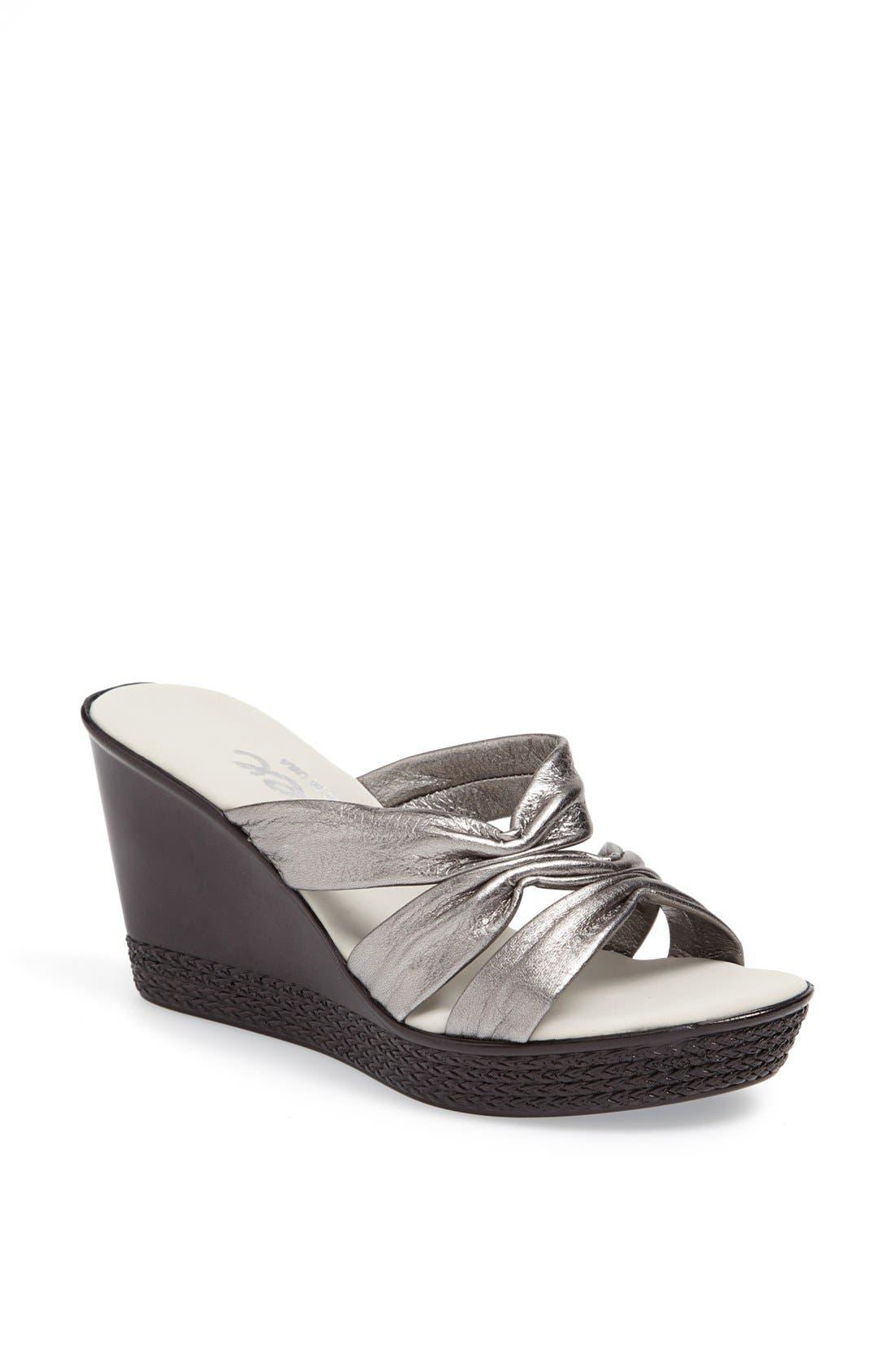 Alternate Image 1 Selected - Onex 'Felicity' Wedge Sandal