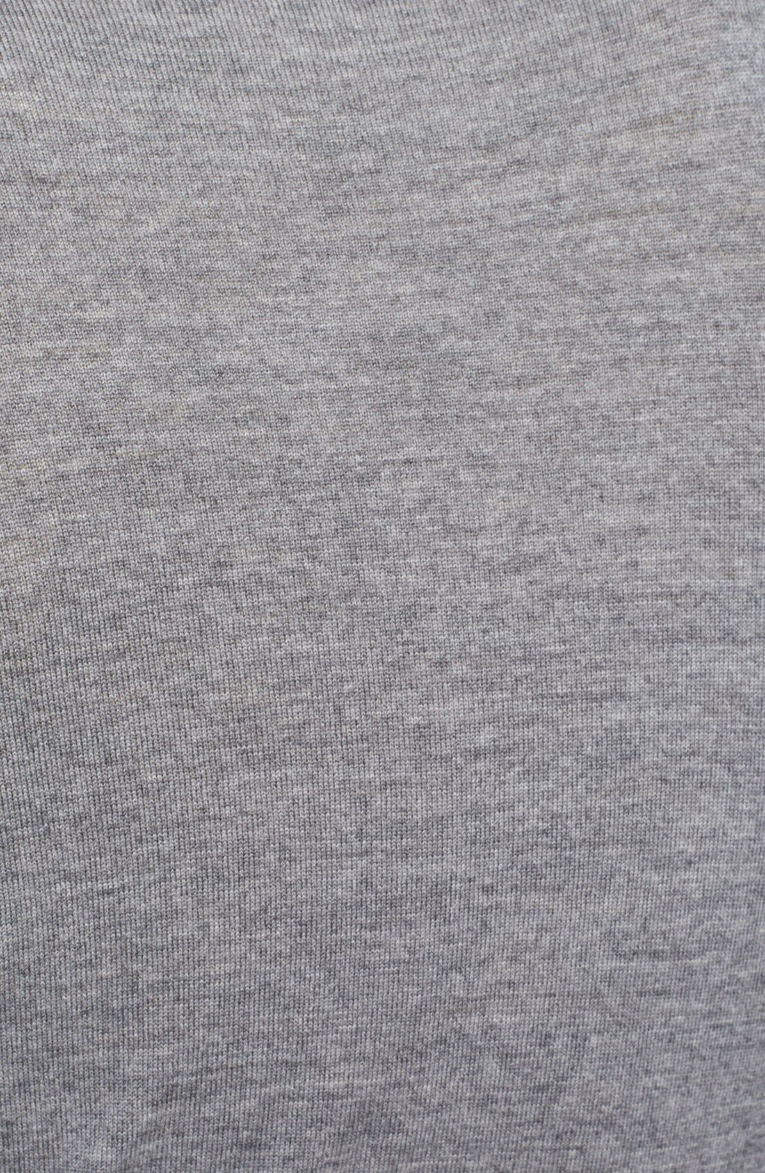 Alternate Image 4  - Michael Kors Merino Wool Pullover