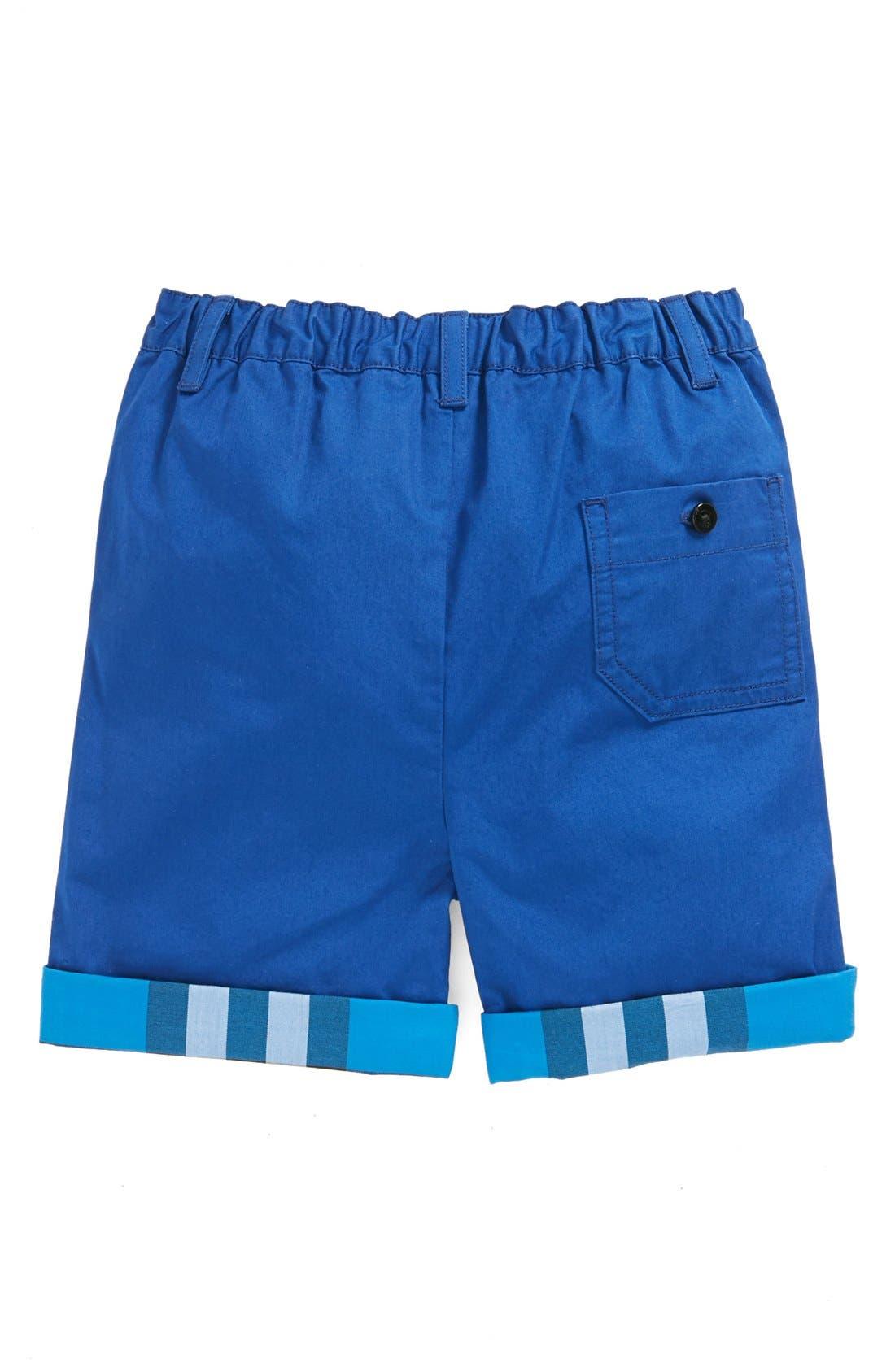 Alternate Image 2  - Burberry 'Seth' Shorts (Toddler Boys)