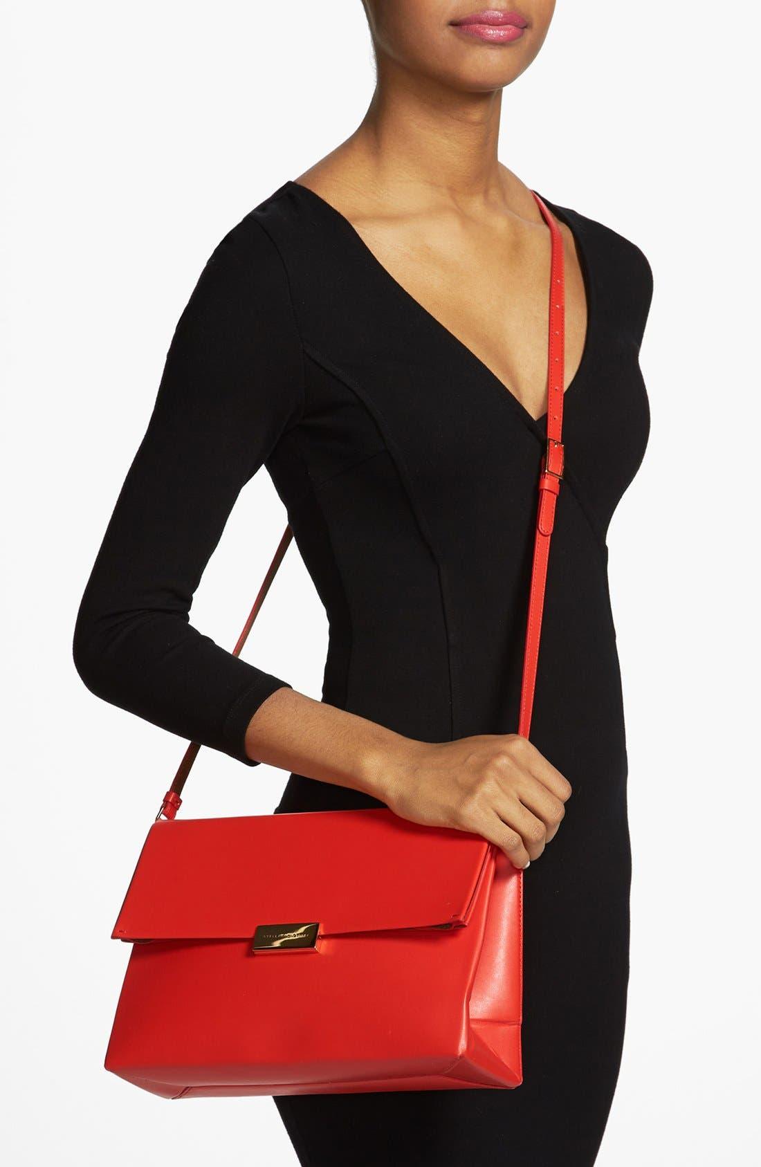 Alternate Image 2  - Stella McCartney 'Beckett' Faux Nappa Shoulder Bag