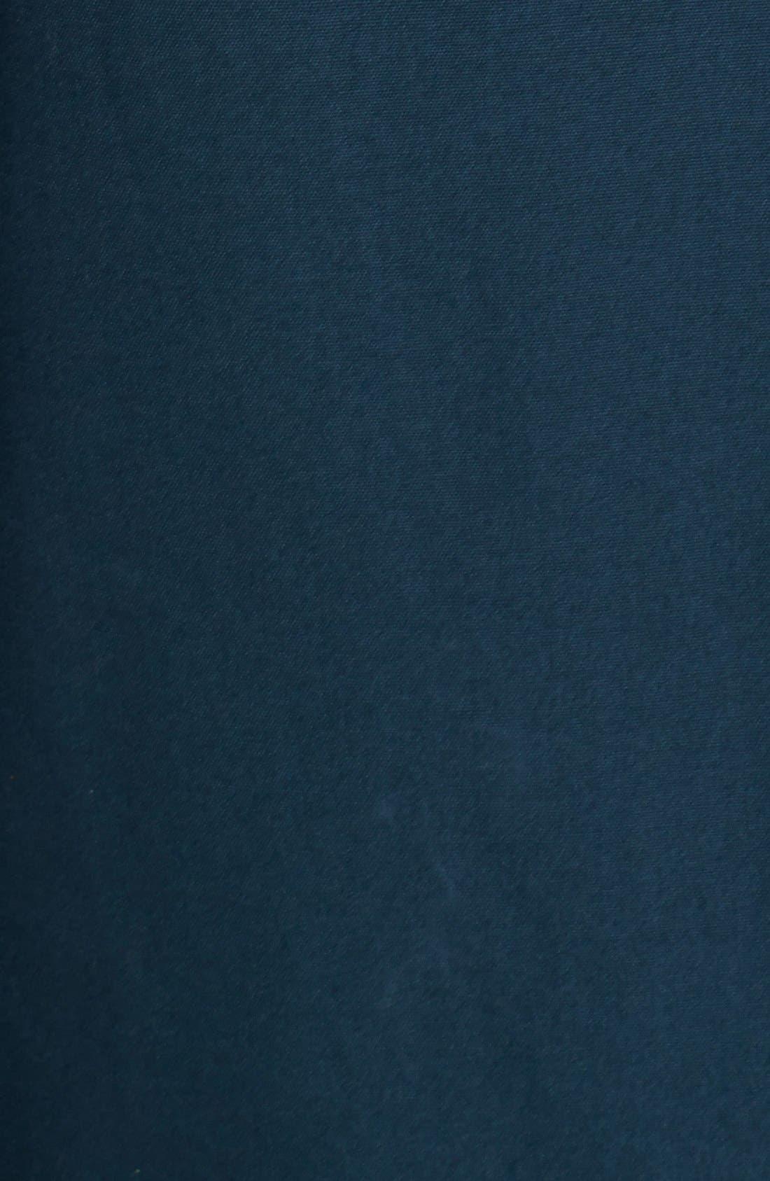 Alternate Image 3  - Topman Cotton Trench Coat