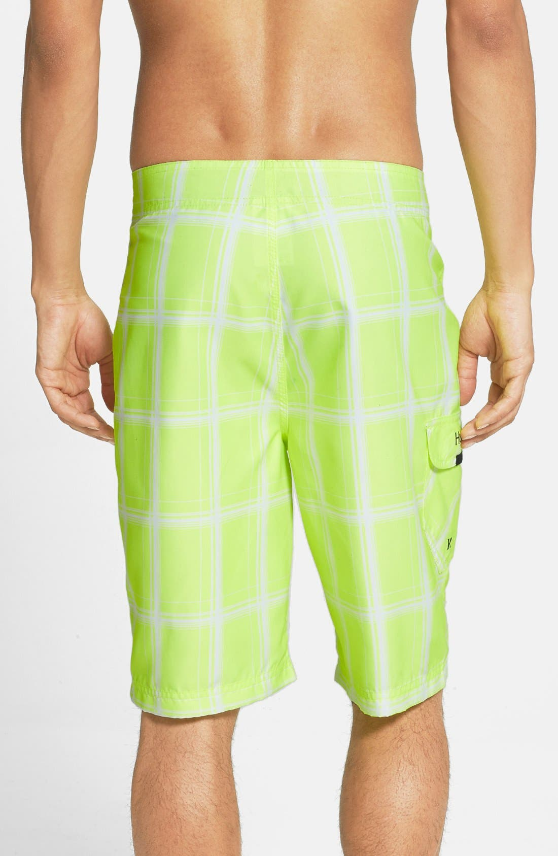 Alternate Image 2  - Hurley 'Puerto Rico' Board Shorts