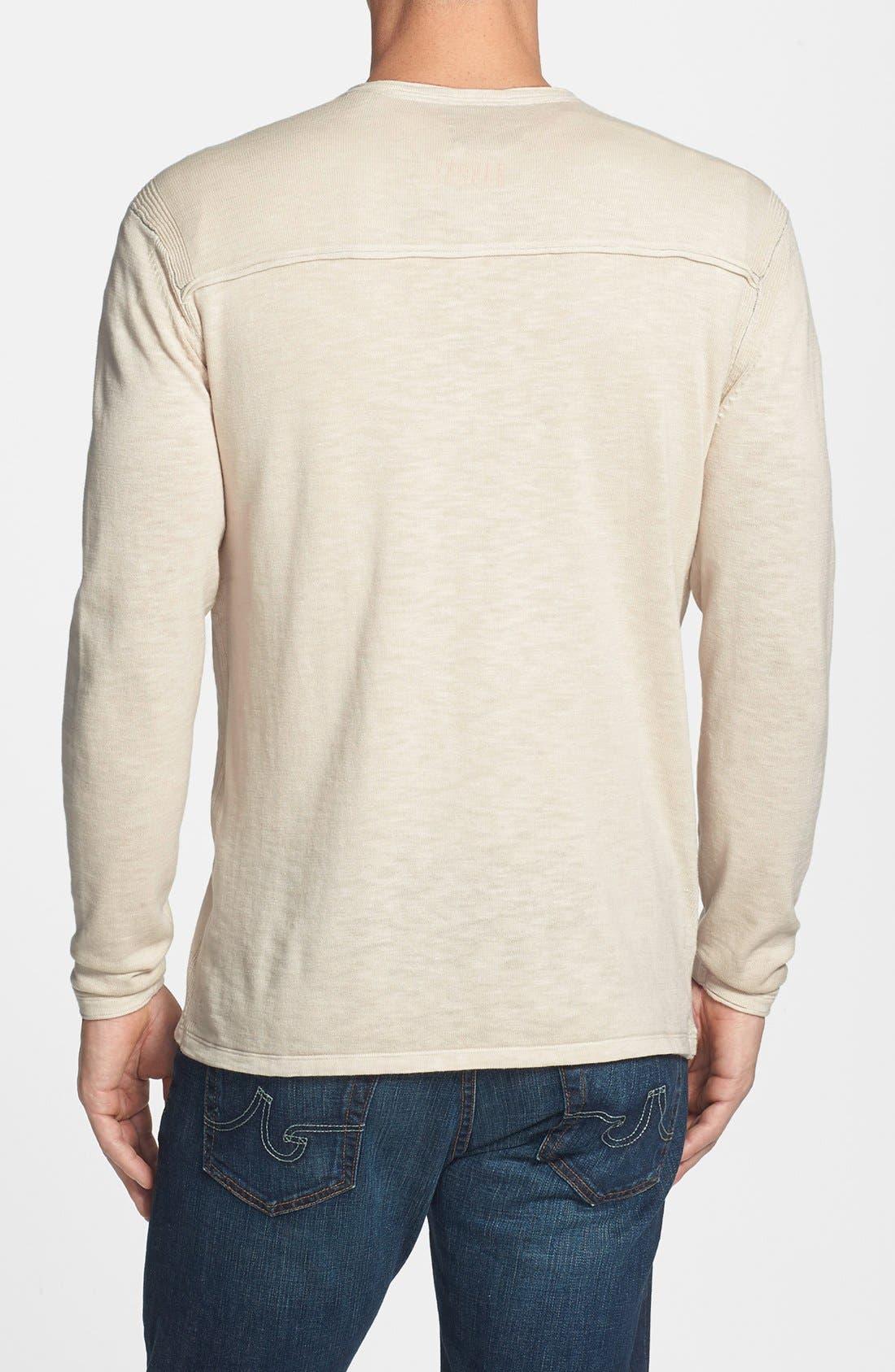 Alternate Image 2  - Tommy Bahama Denim 'Sandstone Beach' Cotton V-Neck Sweatshirt