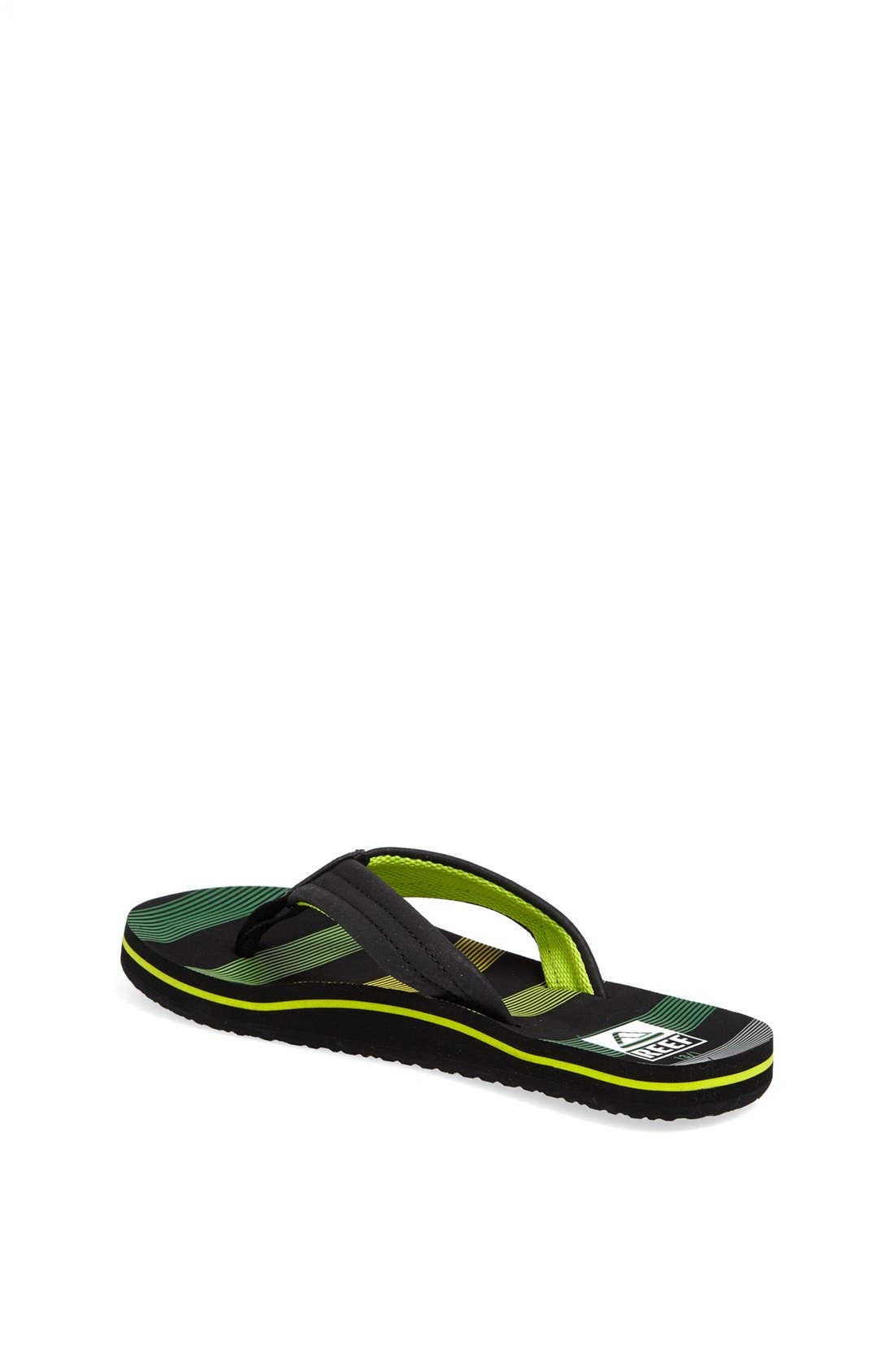 Alternate Image 2  - Reef 'Ahi' Sandal (Baby, Walker, Toddler, Little Kid & Big Kid)