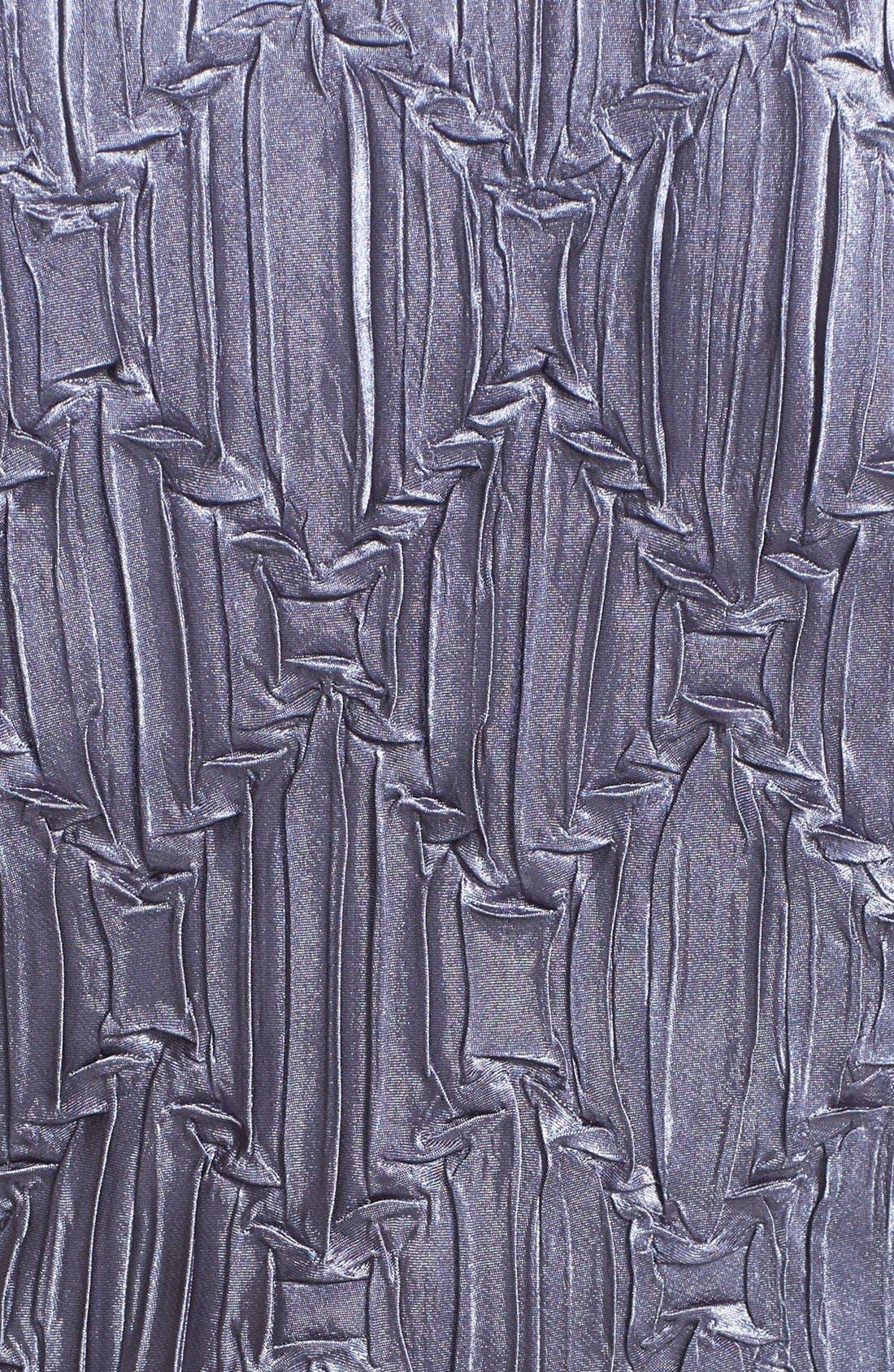 Alternate Image 3  - Komarov Sleeveless Satin Dress & Chiffon Jacket