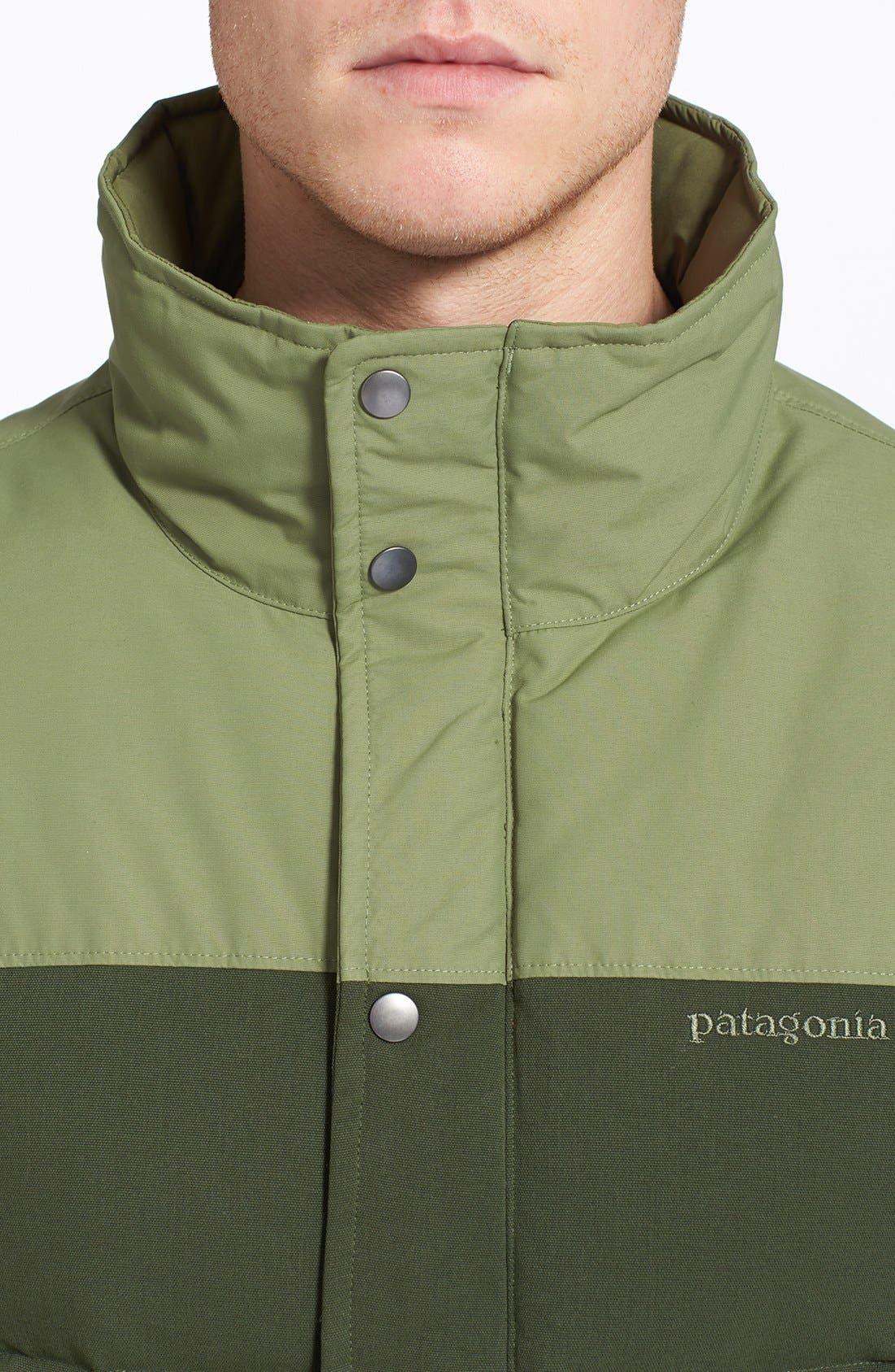 Alternate Image 4  - Patagonia 'Bivy' Quilted Down Jacket