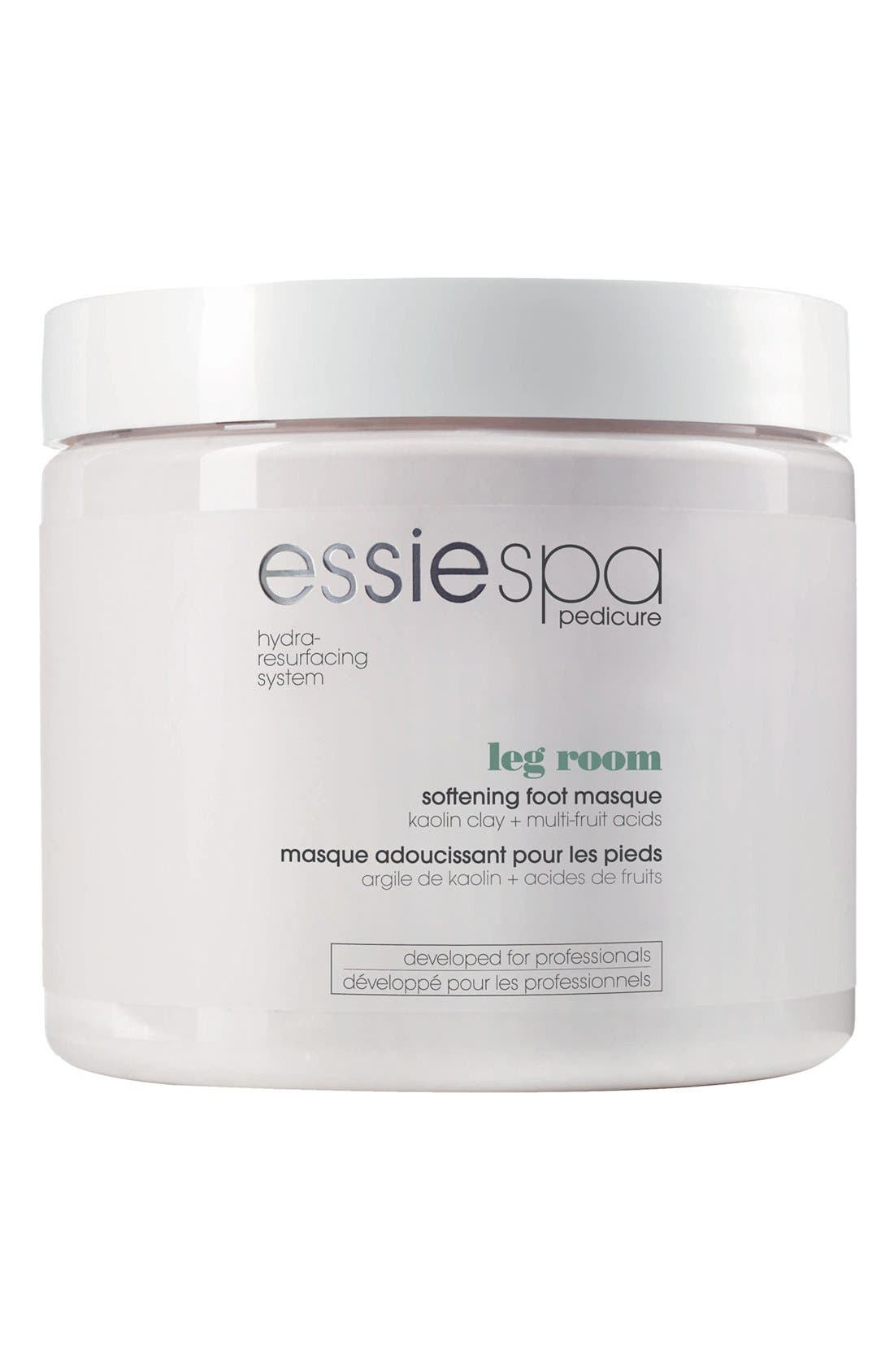 essie® 'Leg Room' Softening Foot Masque