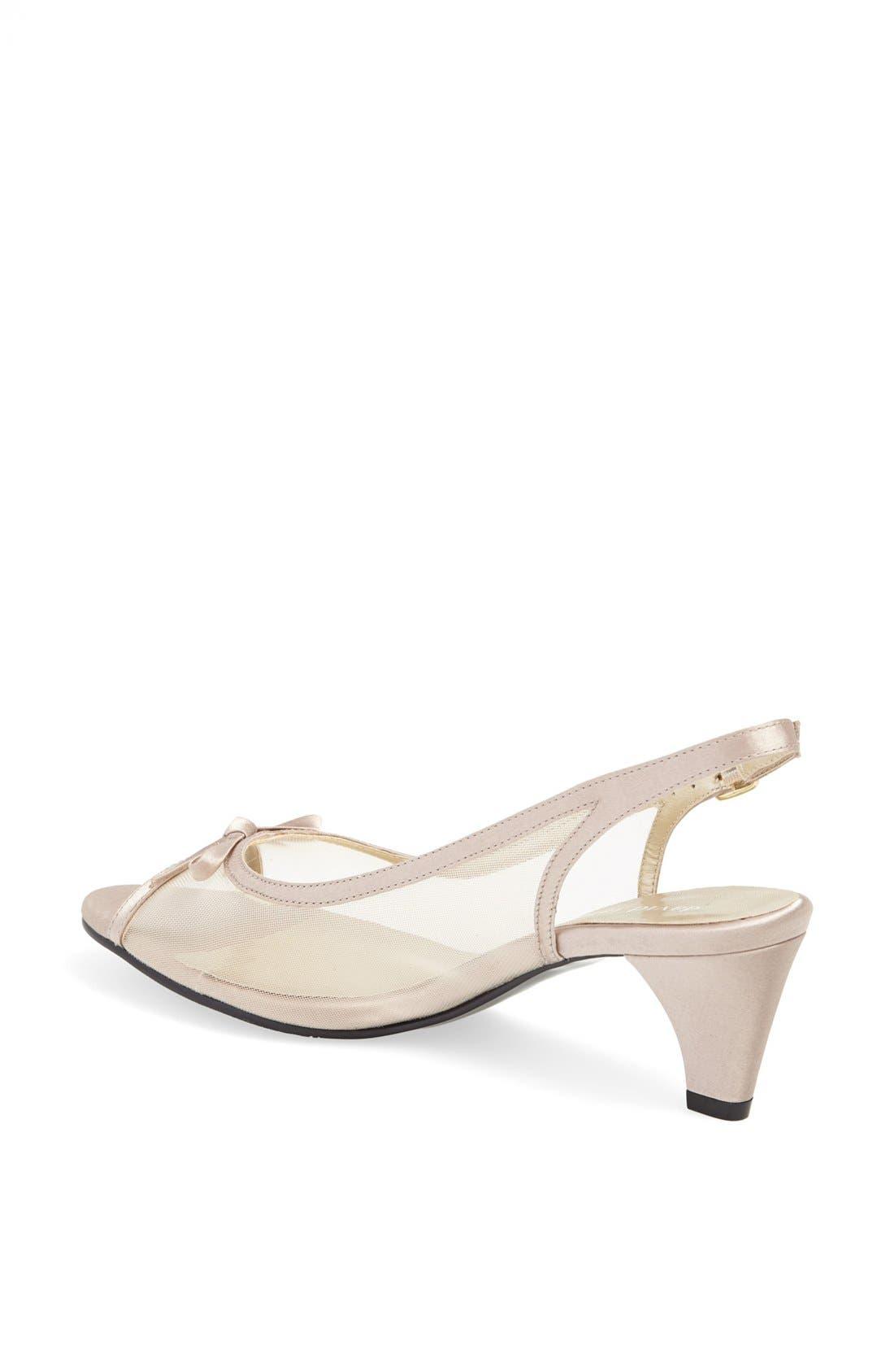 Alternate Image 2  - David Tate 'Prom' Slingback Sandal