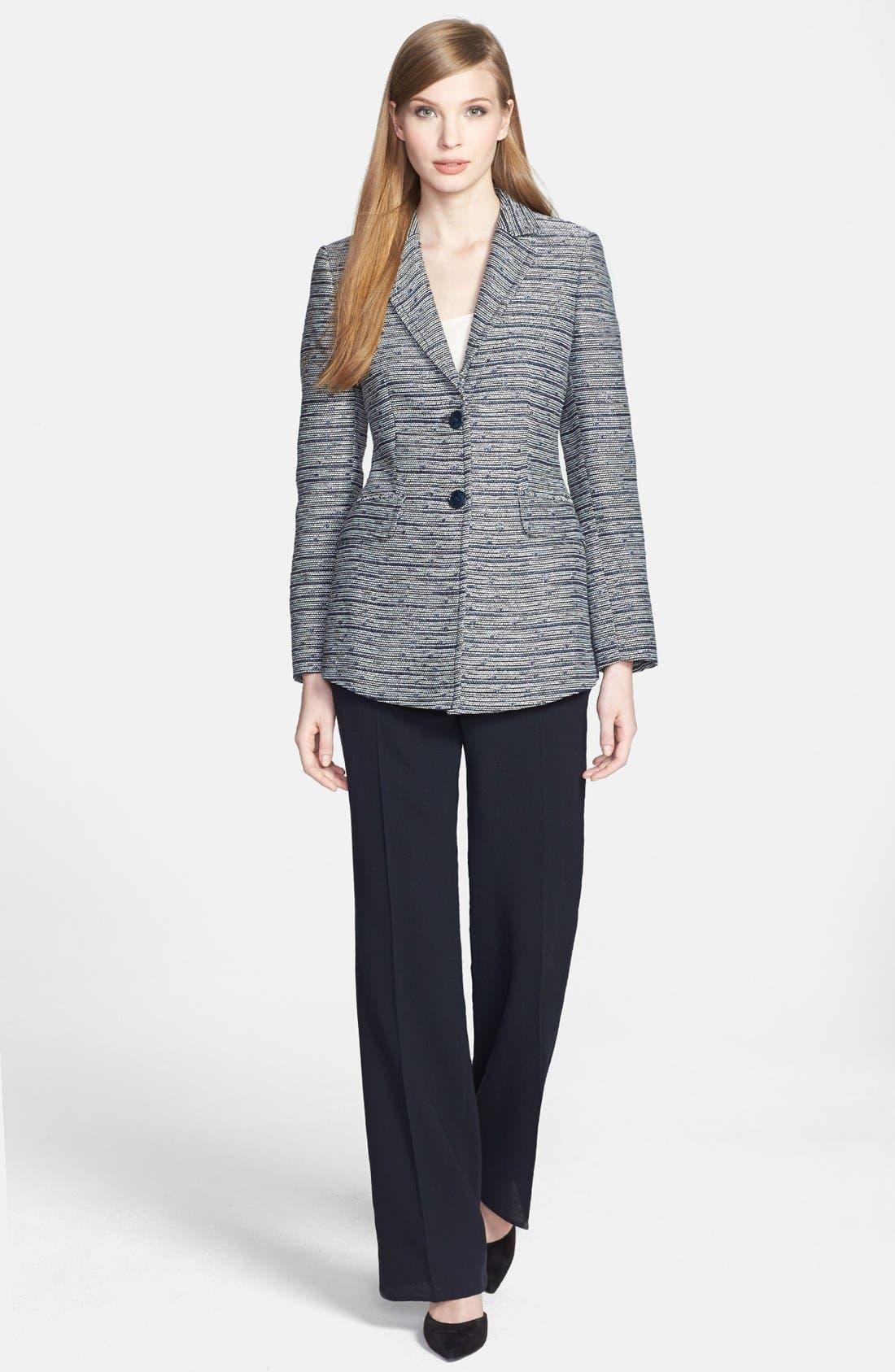 Alternate Image 4  - Santorelli Tweed Jacket