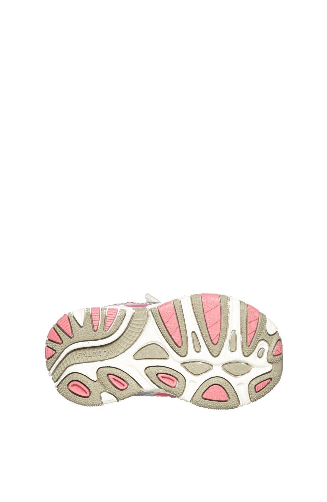 Alternate Image 4  - Saucony 'Cohesion' Sneaker (Walker & Toddler)