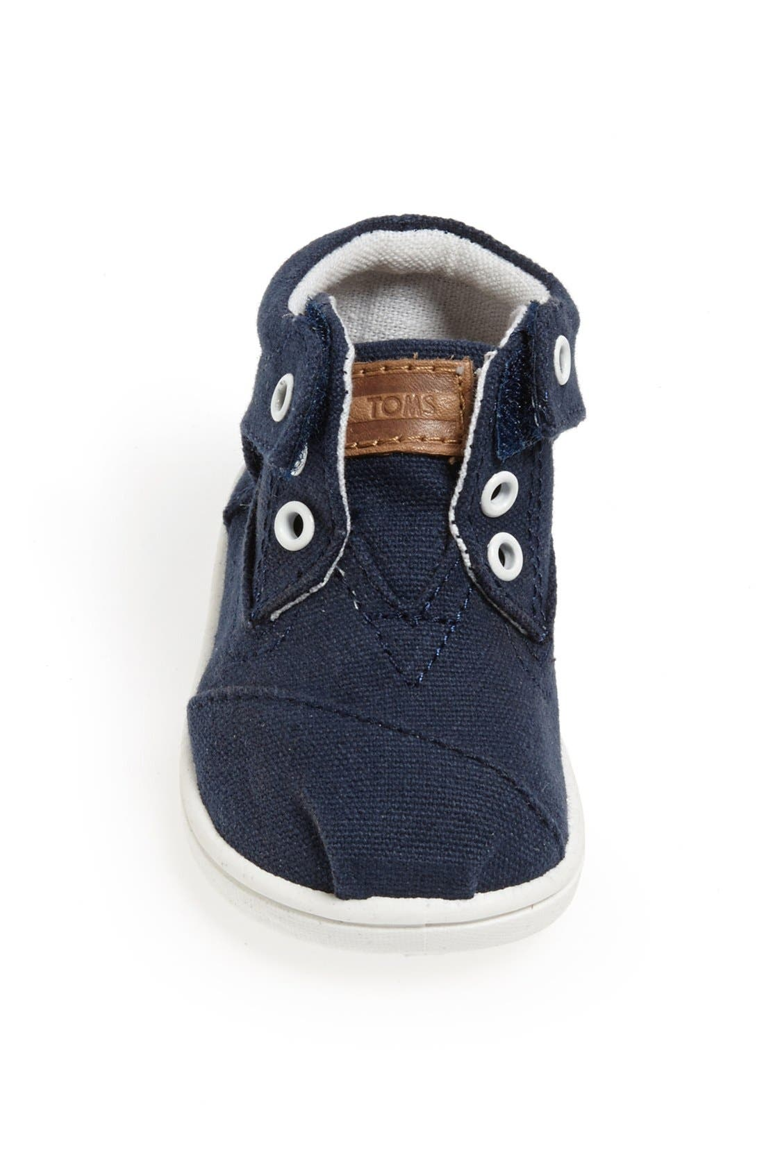 Alternate Image 3  - TOMS 'Botas - Tiny' Canvas Boot (Baby, Walker & Toddler)
