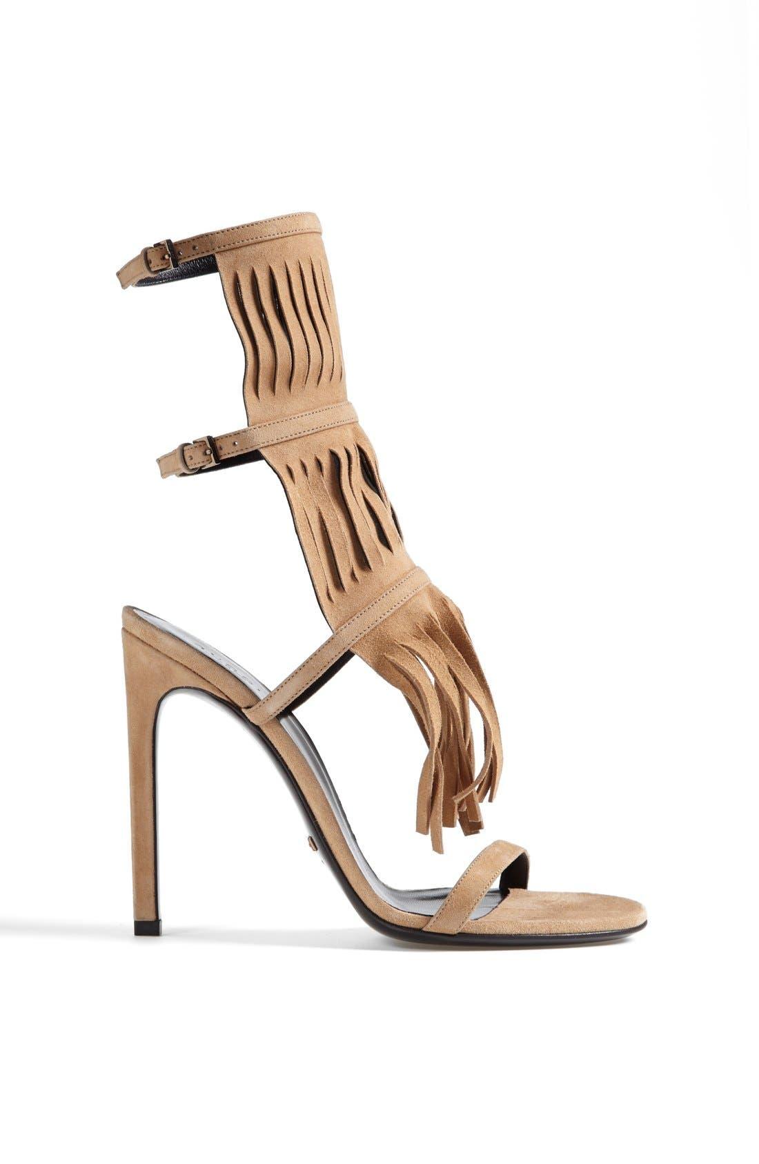 Alternate Image 4  - Gucci 'Becky' Sandal